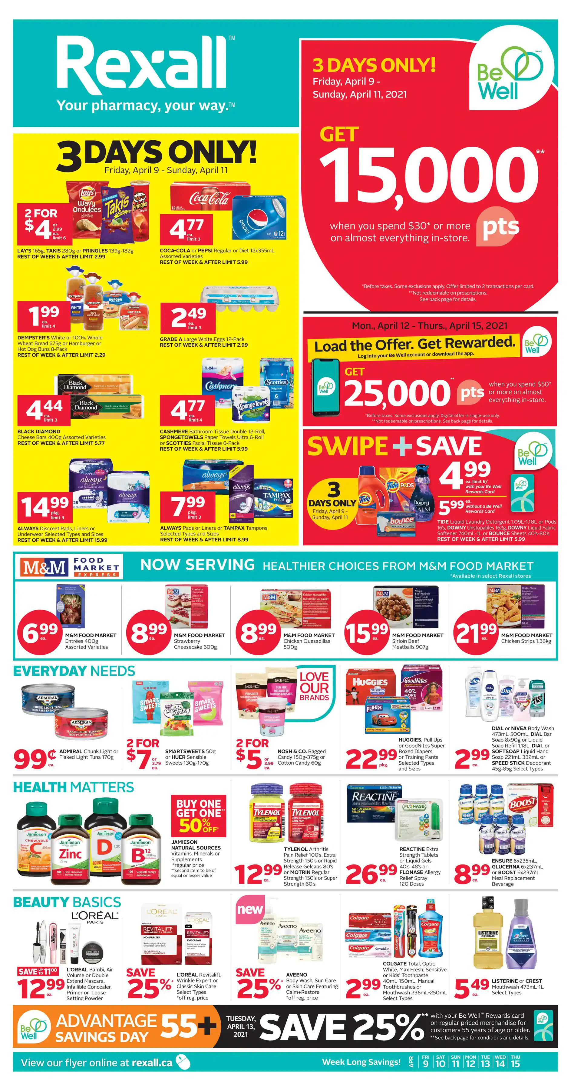 Rexall - Weekly Flyer Specials