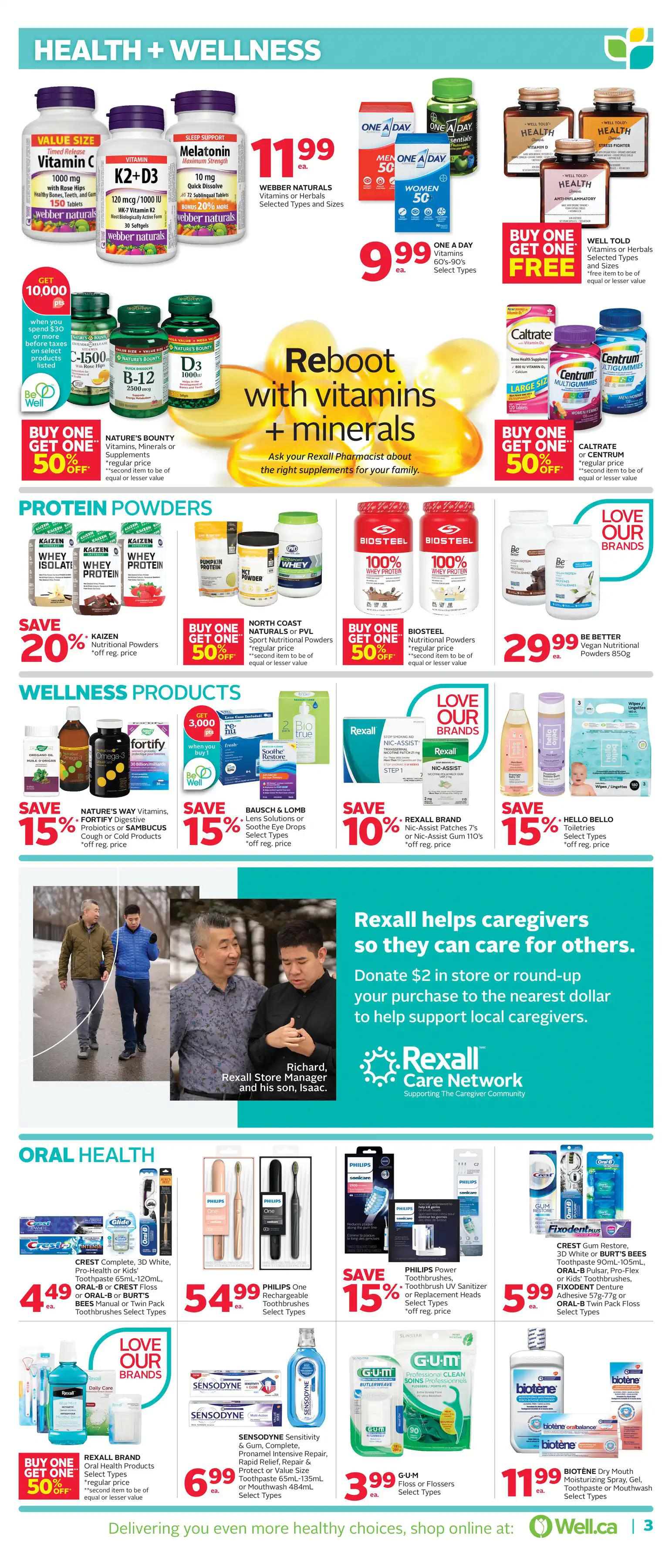 Rexall - Weekly Flyer Specials - Page 6