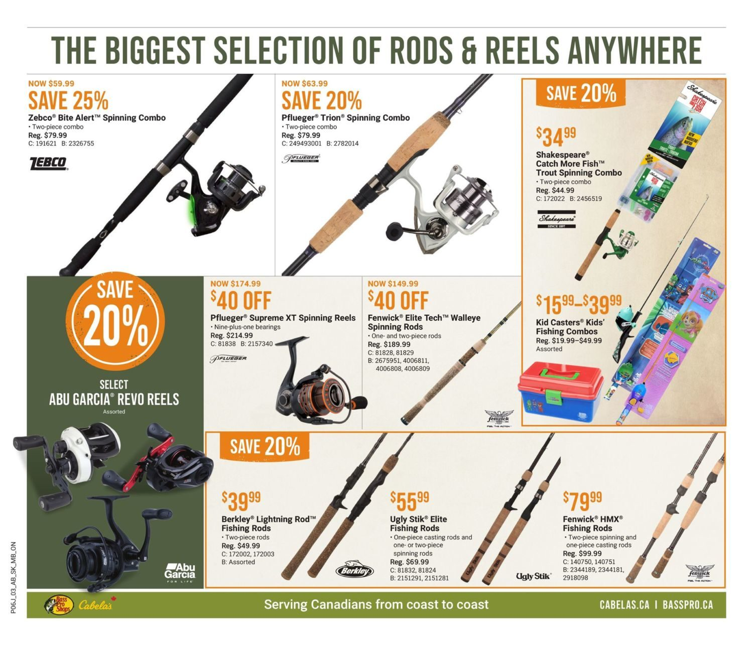 Cabela's - Spring Fishing Classic - Page 3