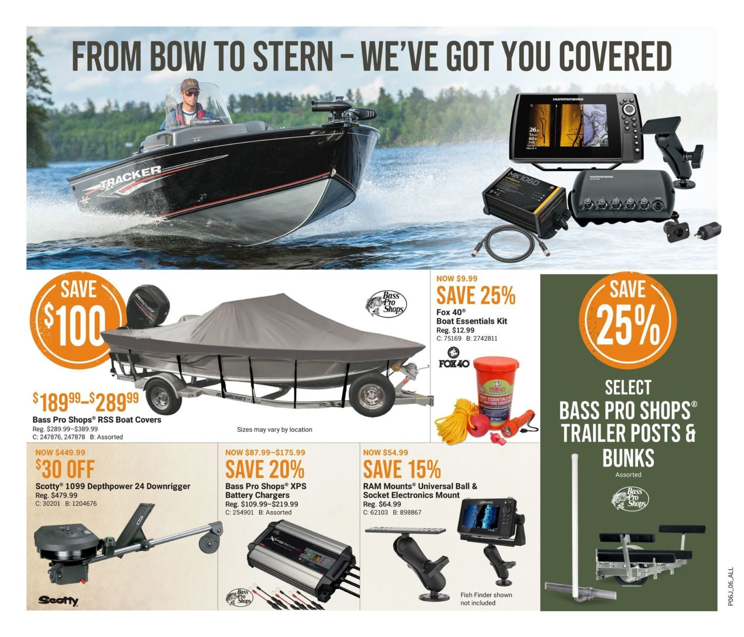 Cabela's - Spring Fishing Classic - Page 6