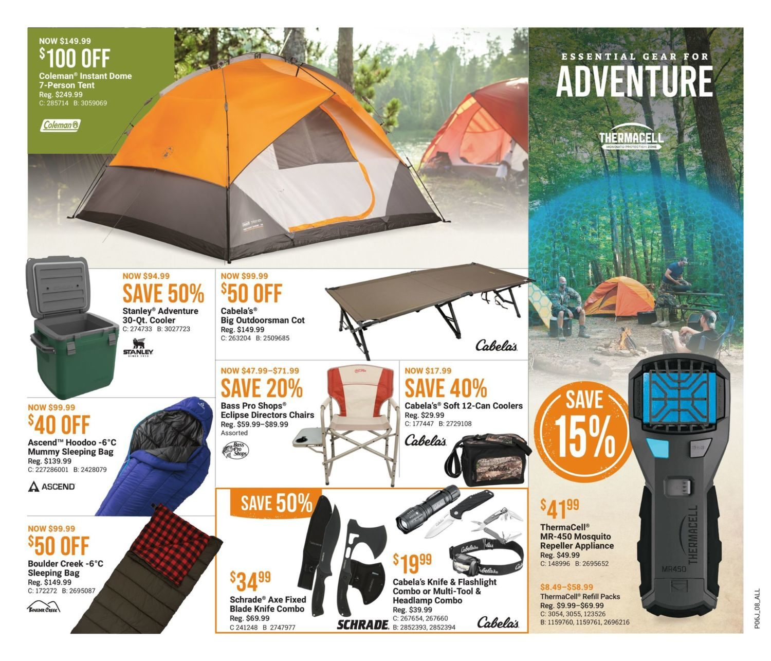 Cabela's - Spring Fishing Classic - Page 8