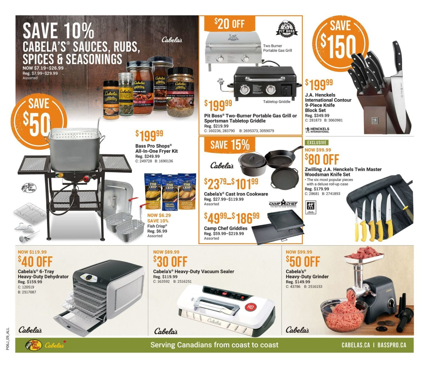 Cabela's - Spring Fishing Classic - Page 9