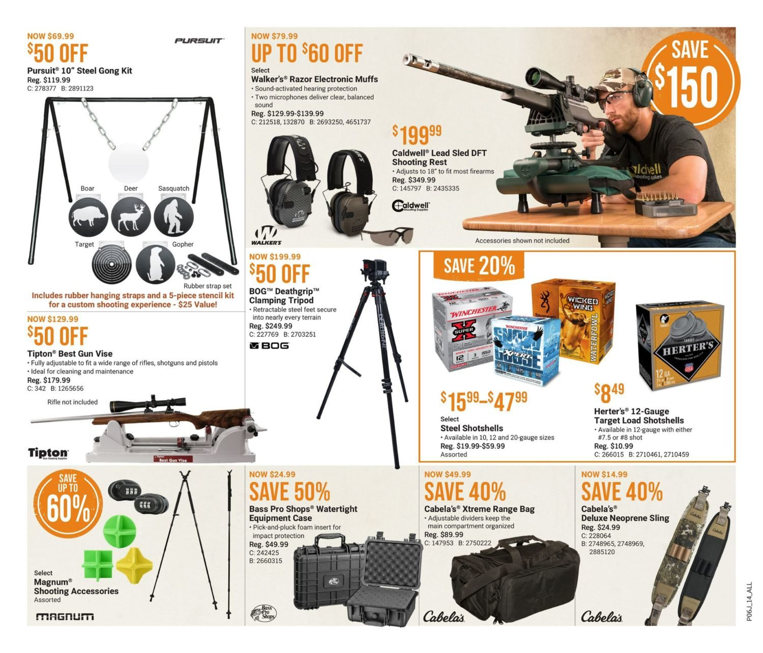 Cabela's - Spring Fishing Classic - Page 14