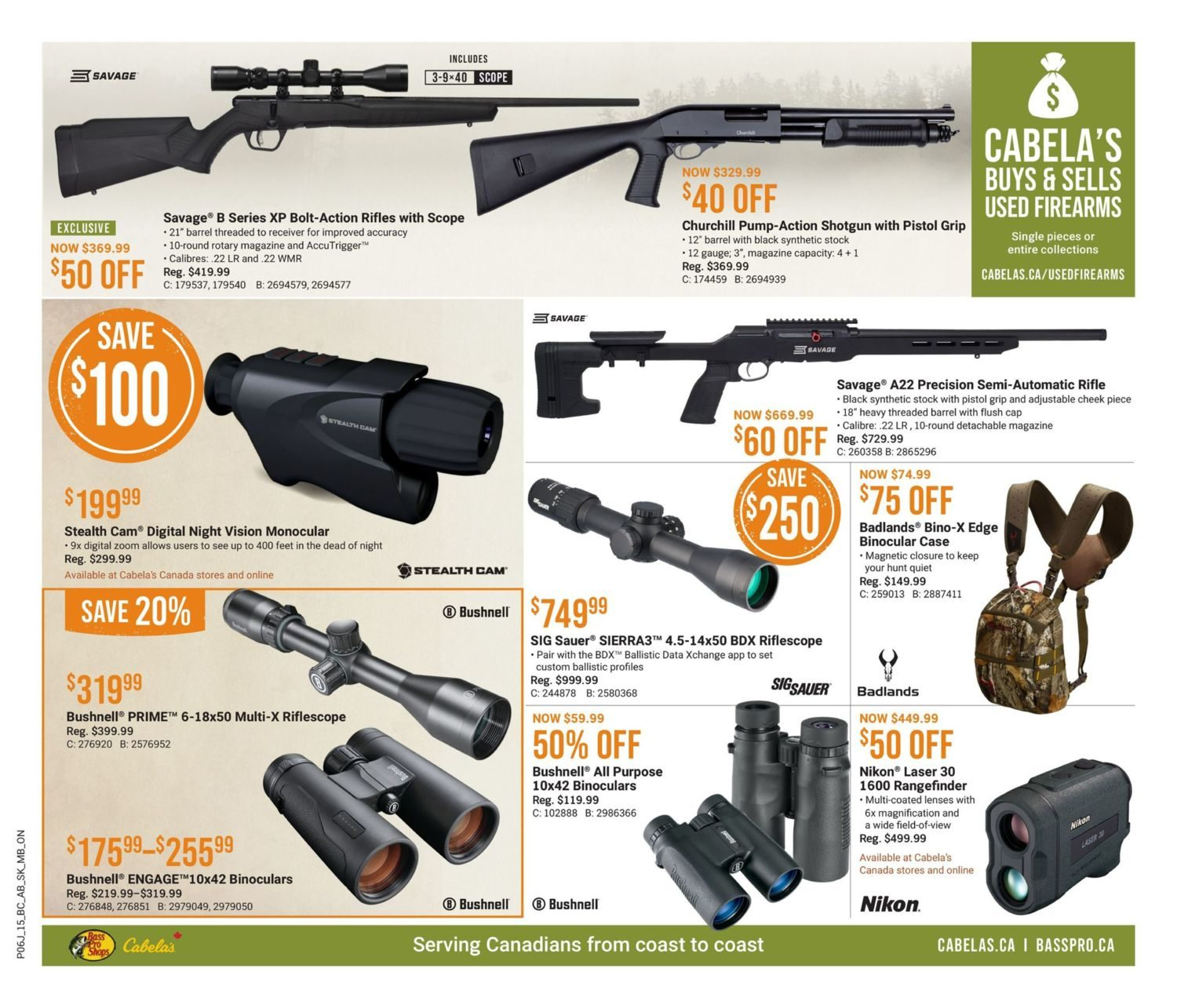 Cabela's - Spring Fishing Classic - Page 15