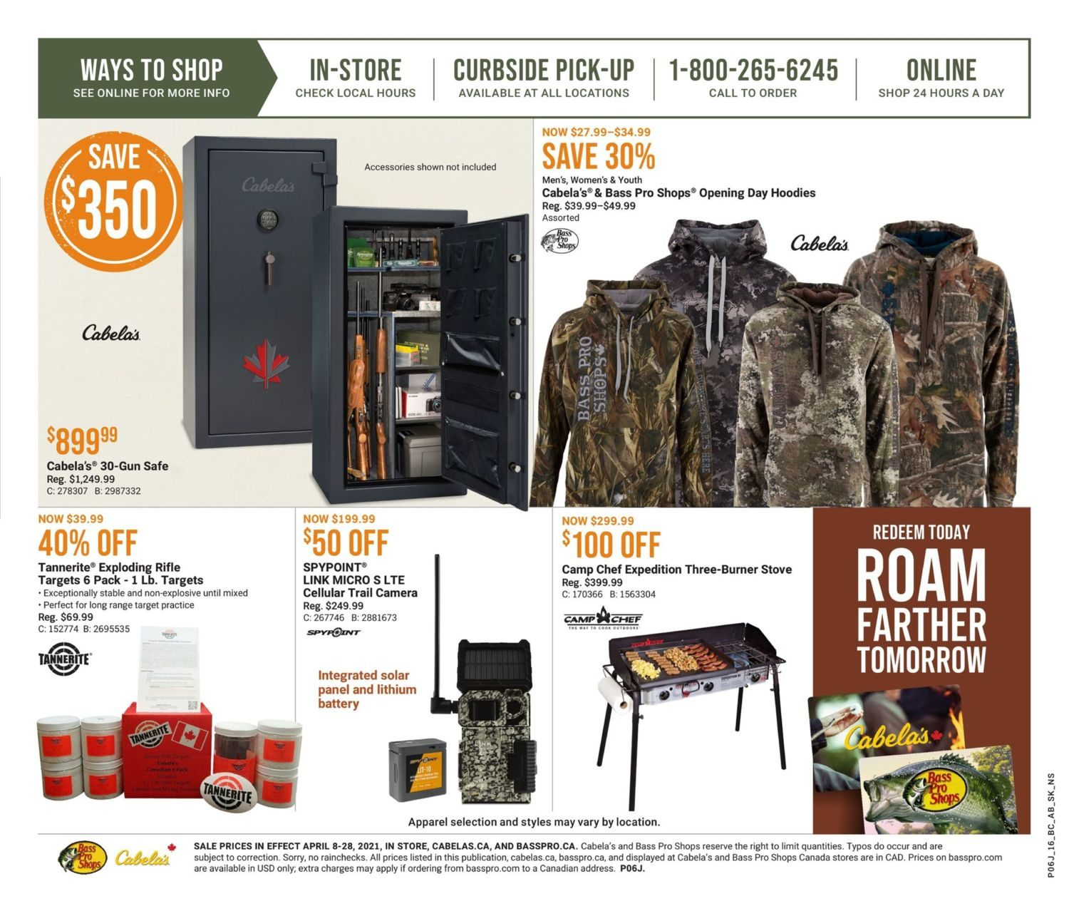 Cabela's - Spring Fishing Classic - Page 16