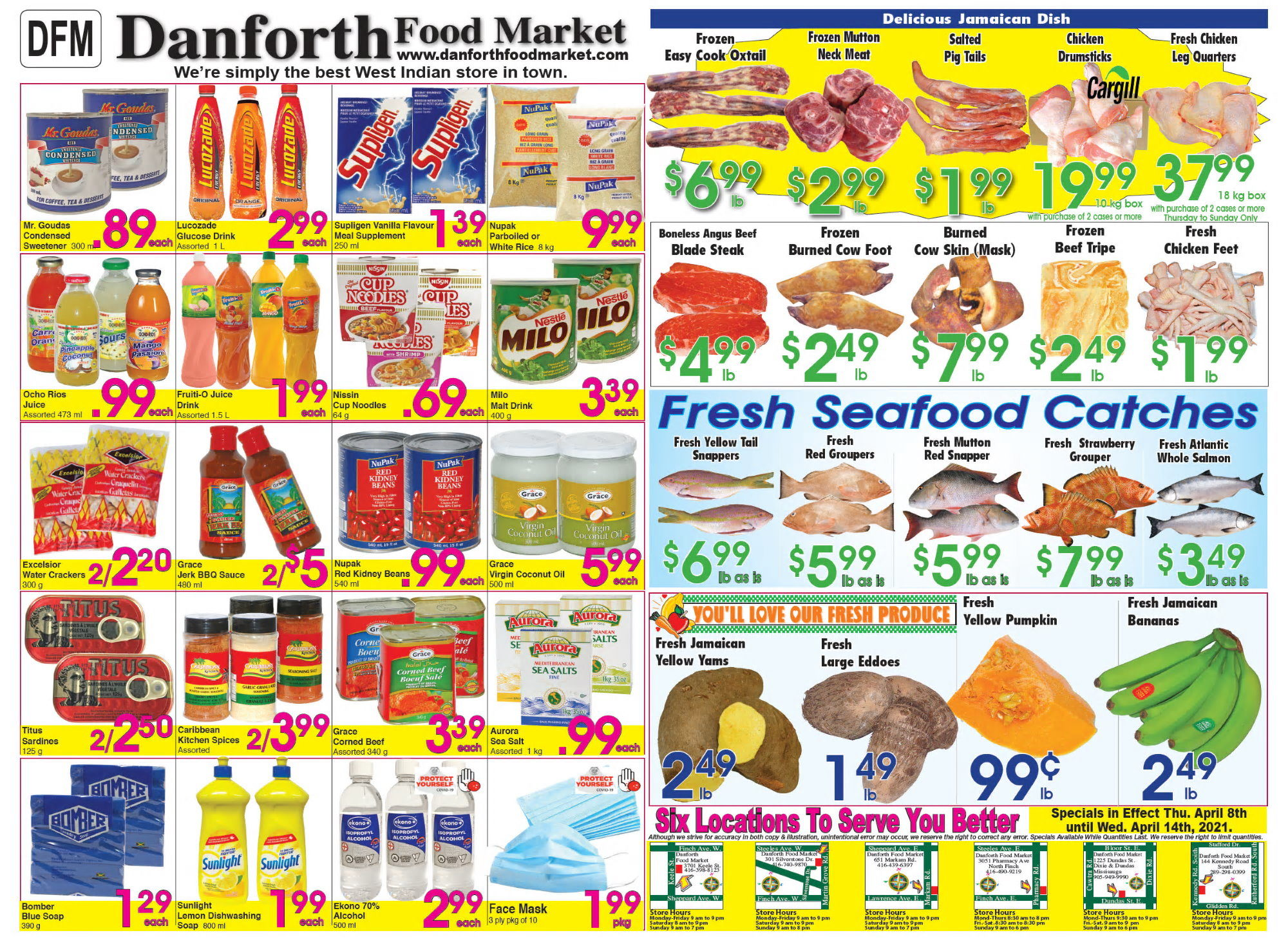 Danforth Food Market - Weekly Flyer Specials