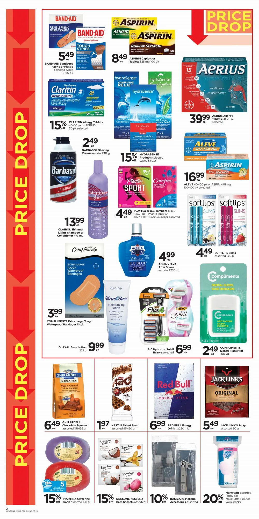 Lawtons Drugs - Weekly Flyer Specials - Page 2