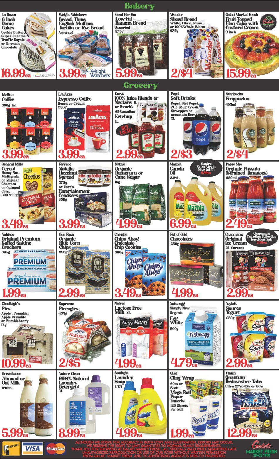 Galati Market Fresh - 2 Weeks of Savings - Page 2
