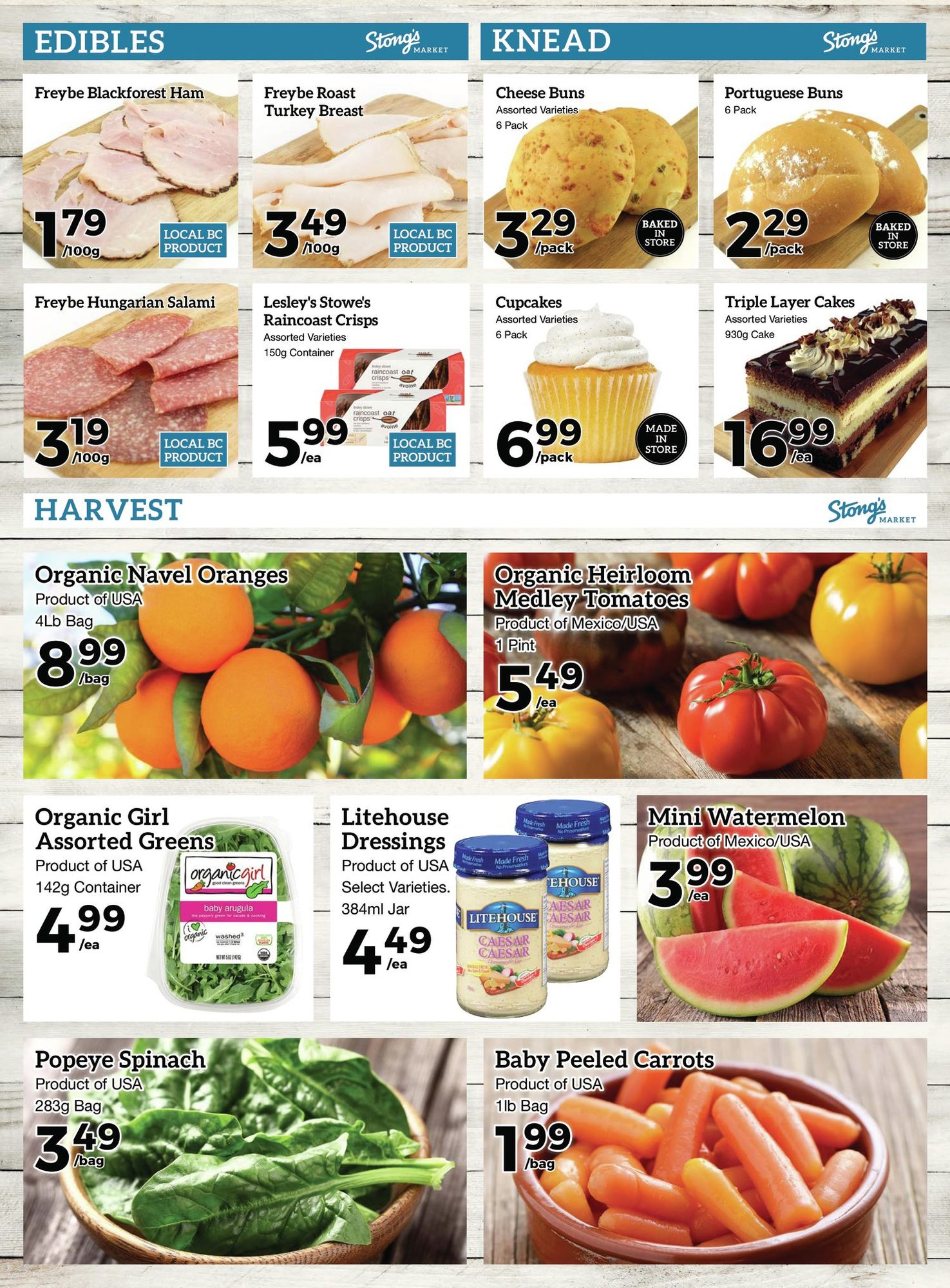 Stong's Market - 2 Weeks of Savings - Page 2