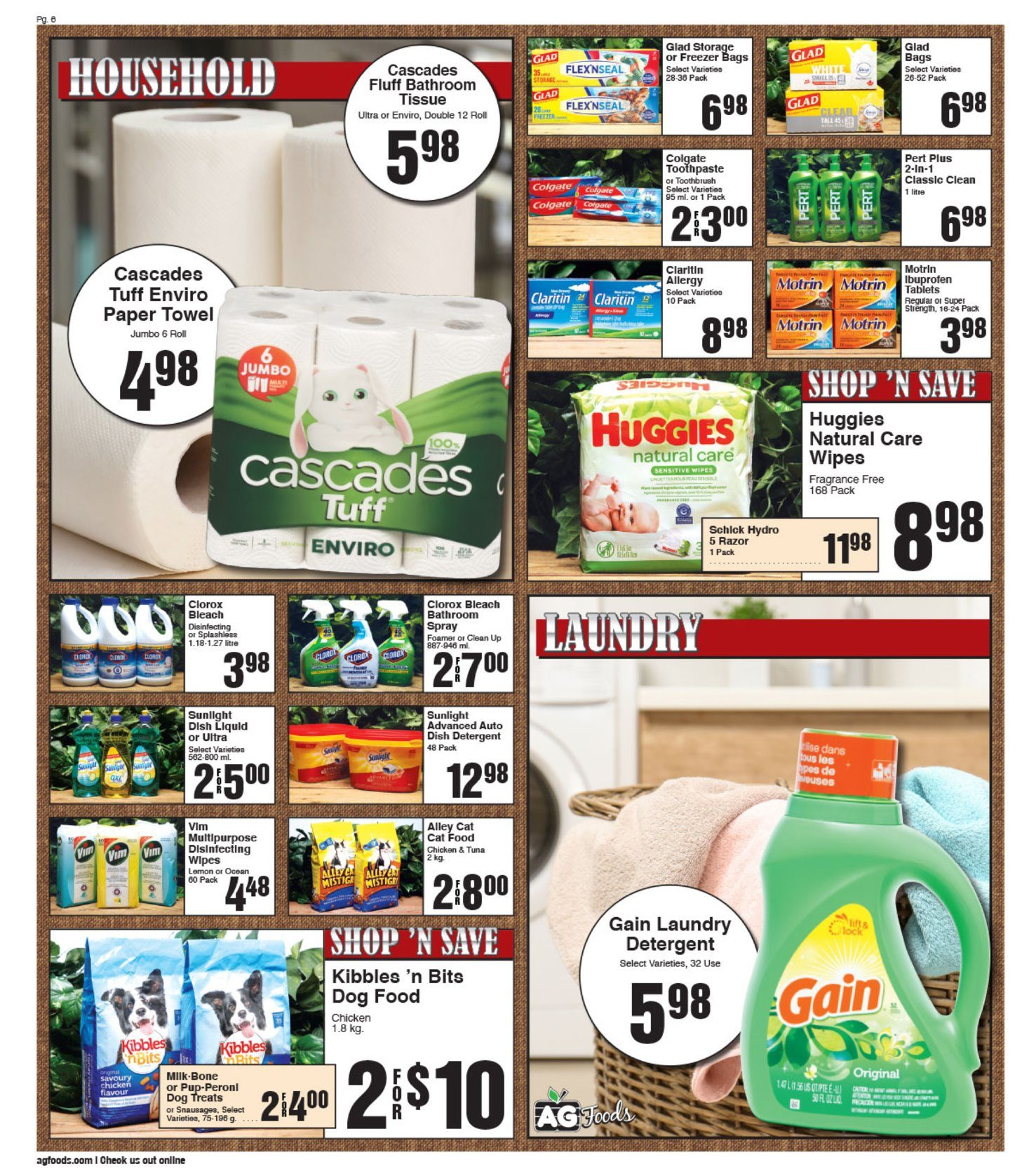 AG Foods - Weekly Flyer Specials - Page 6