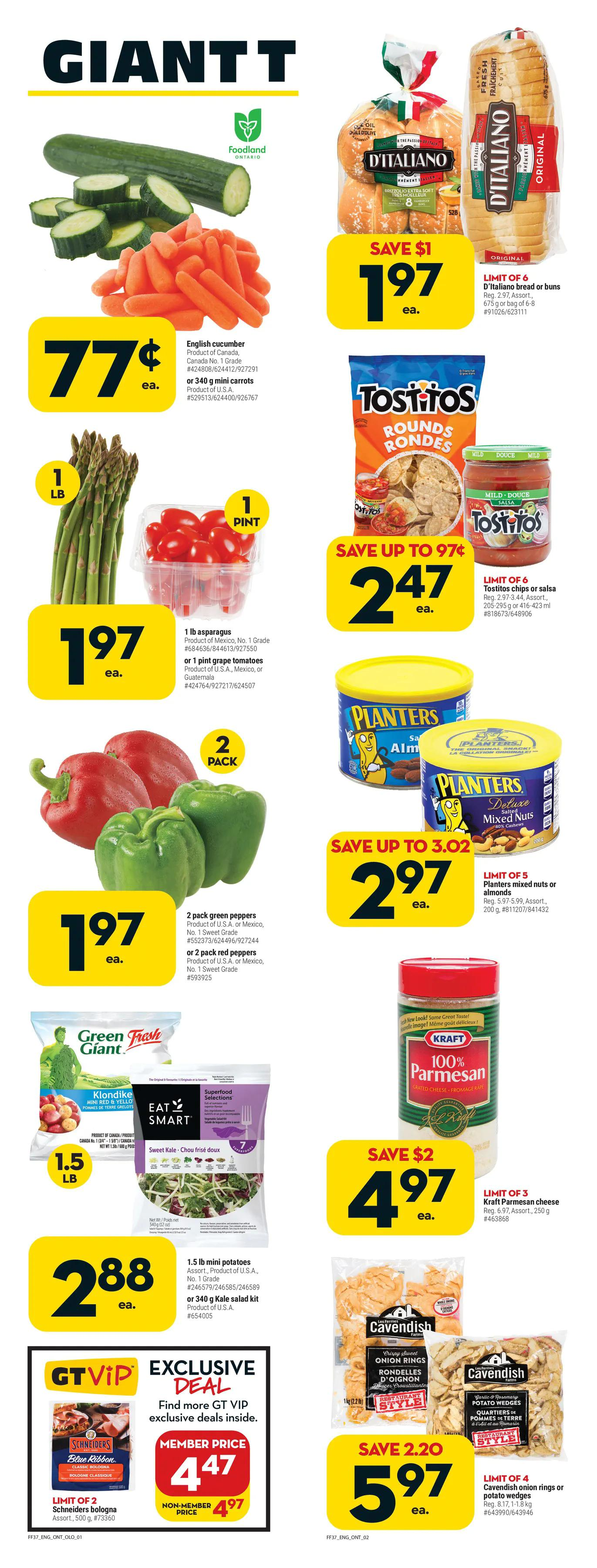 Giant Tiger - Weekly Flyer Specials - Page 1