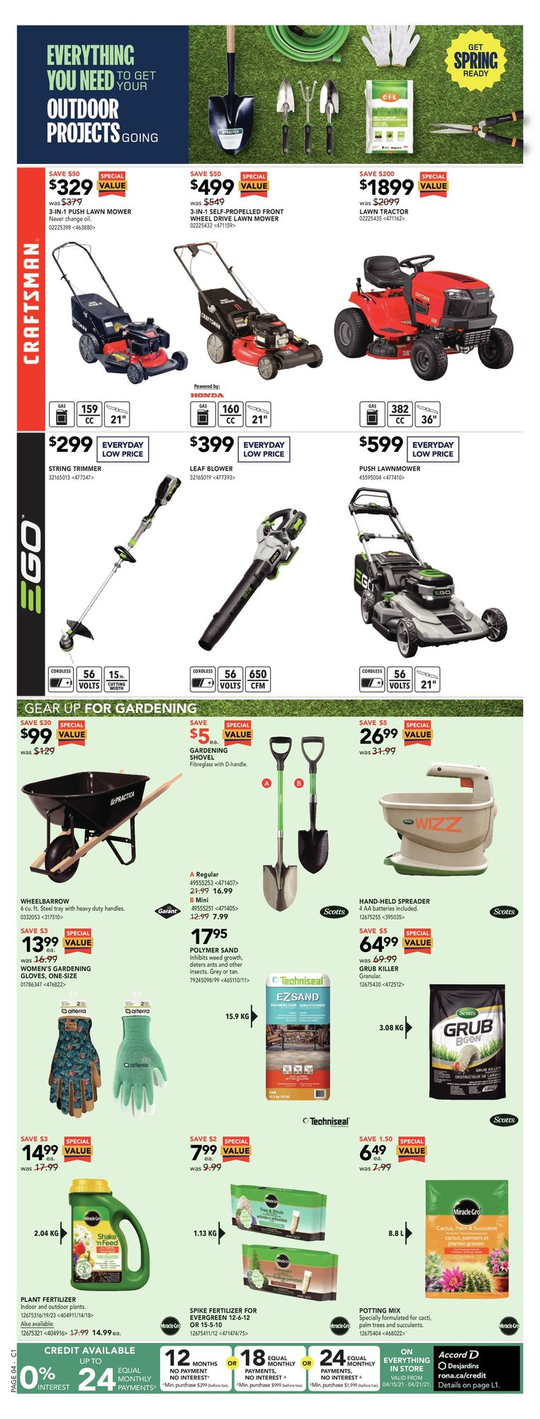 Rona - Weekly Flyer Specials - Page 5