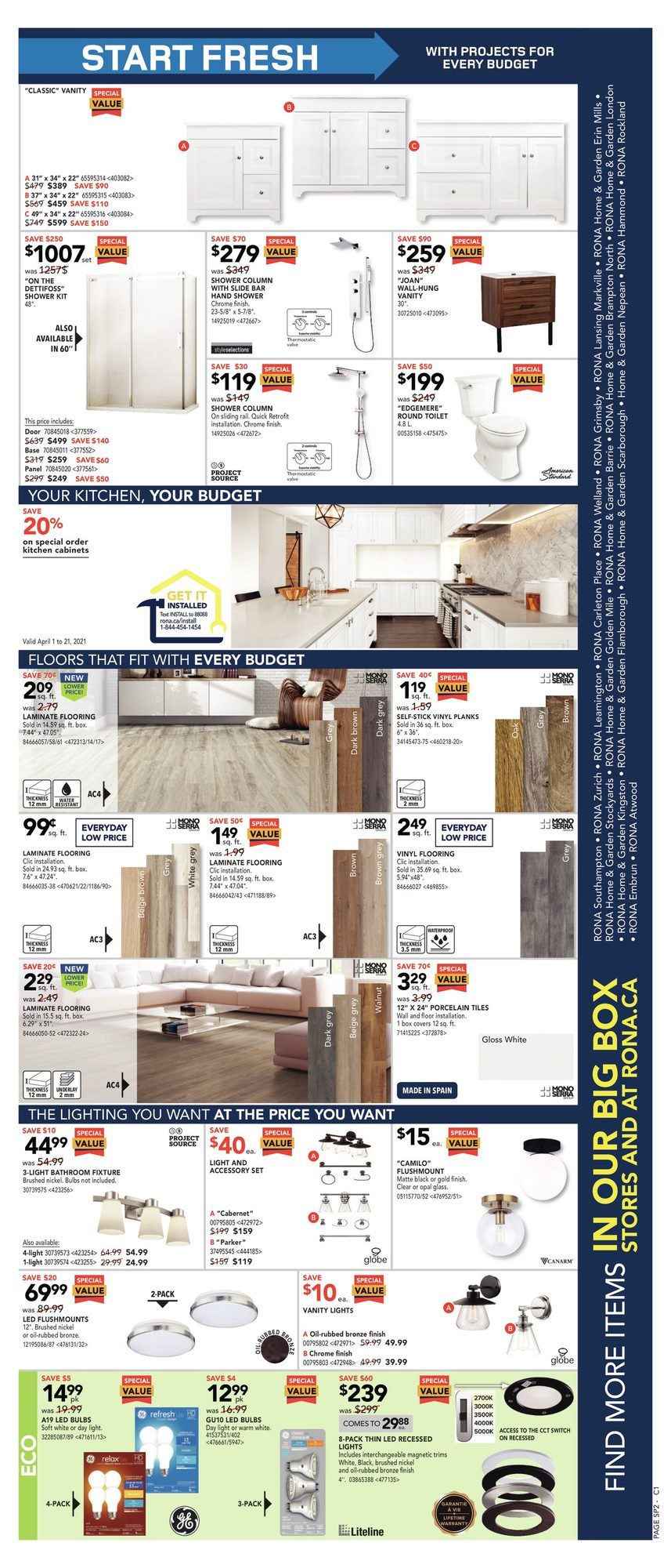 Rona - Weekly Flyer Specials - Page 8