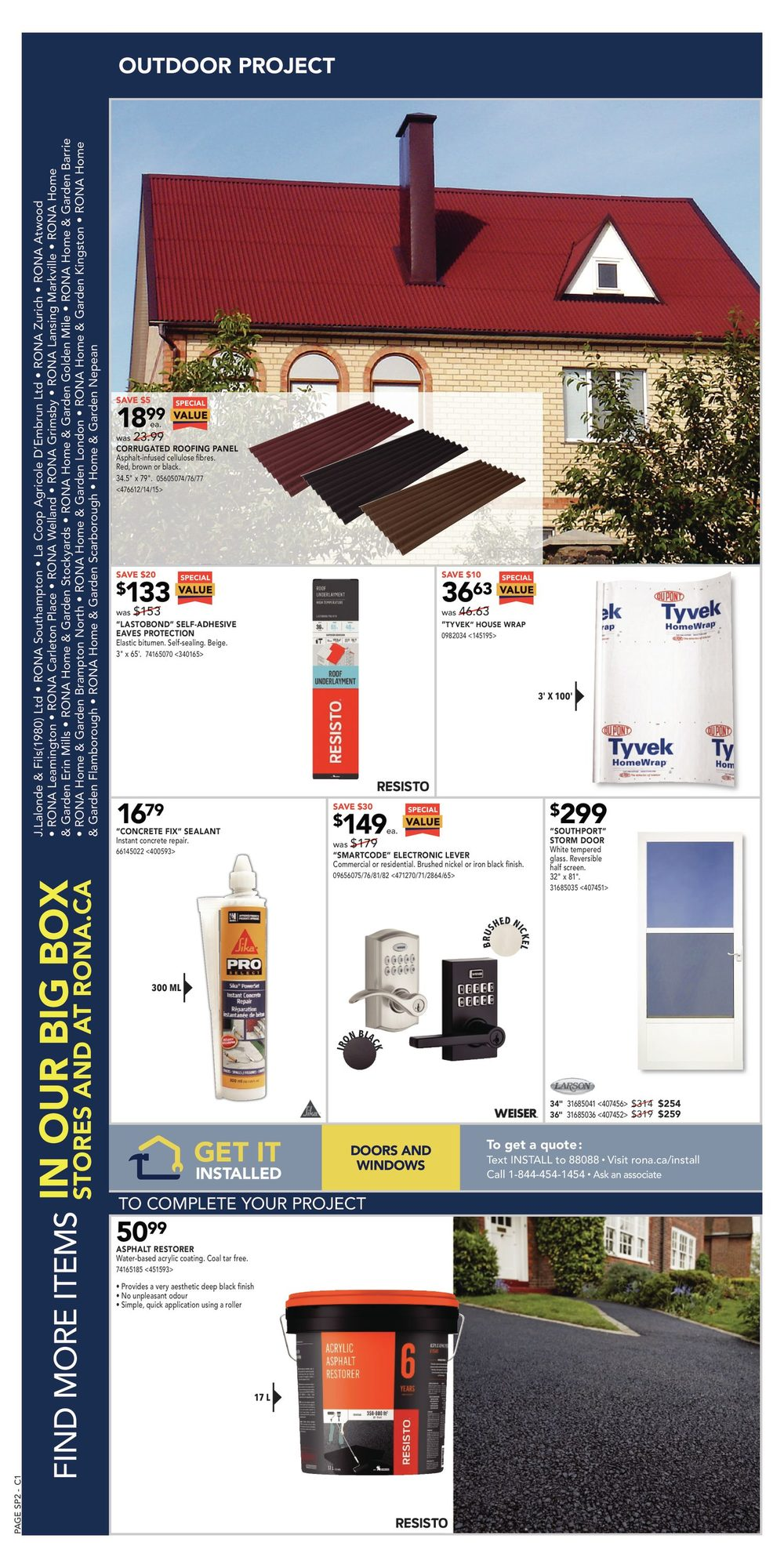 Rona - Weekly Flyer Specials - Page 9