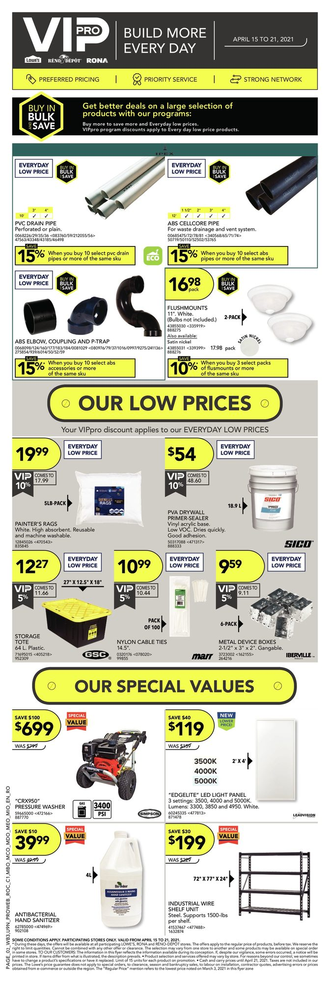 Rona - Weekly Flyer Specials - Page 12