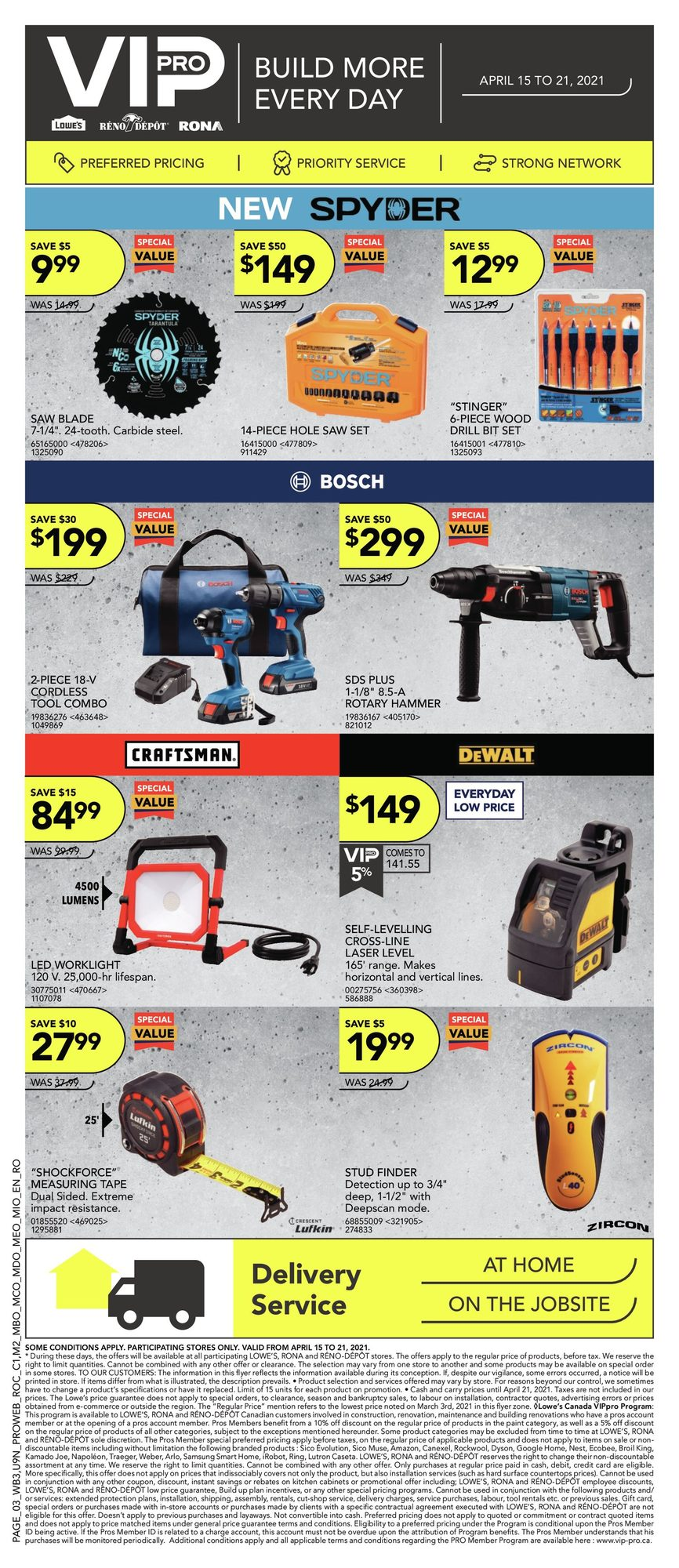 Rona - Weekly Flyer Specials - Page 13