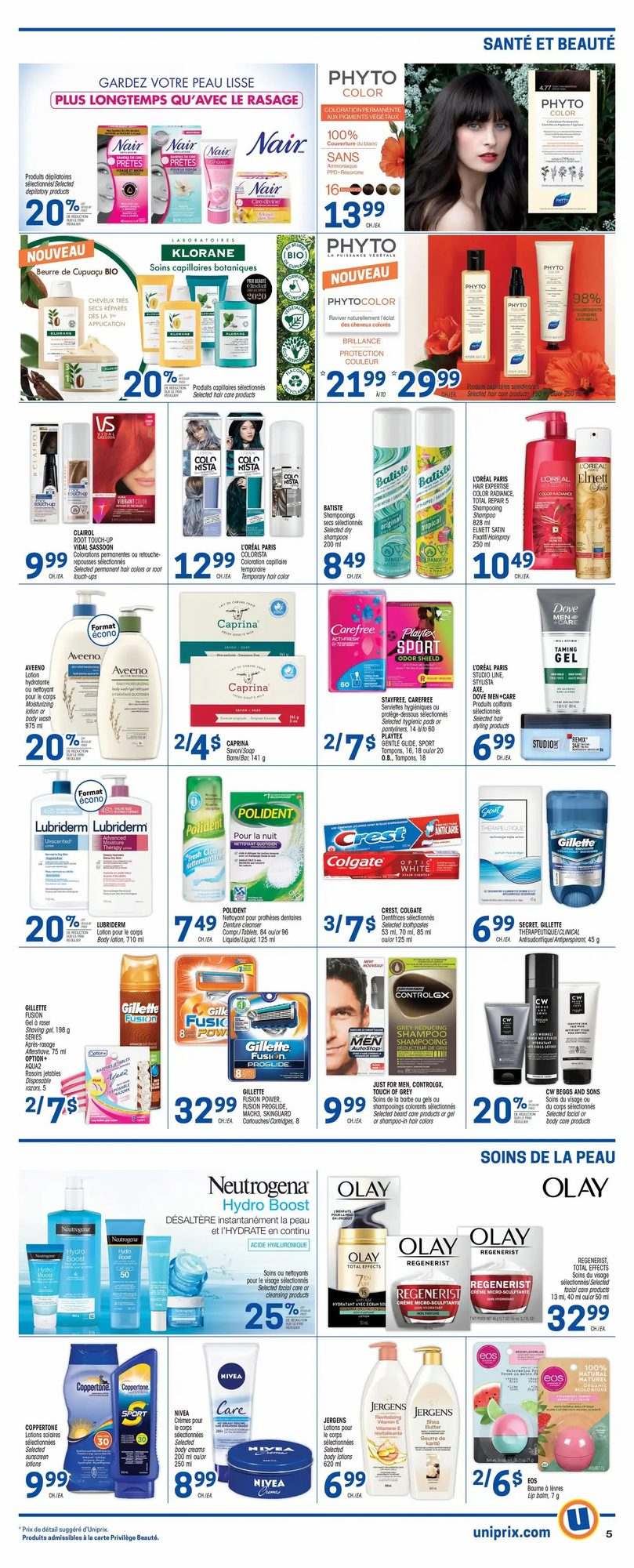 Uniprix - Weekly Flyer Specials - Page 7