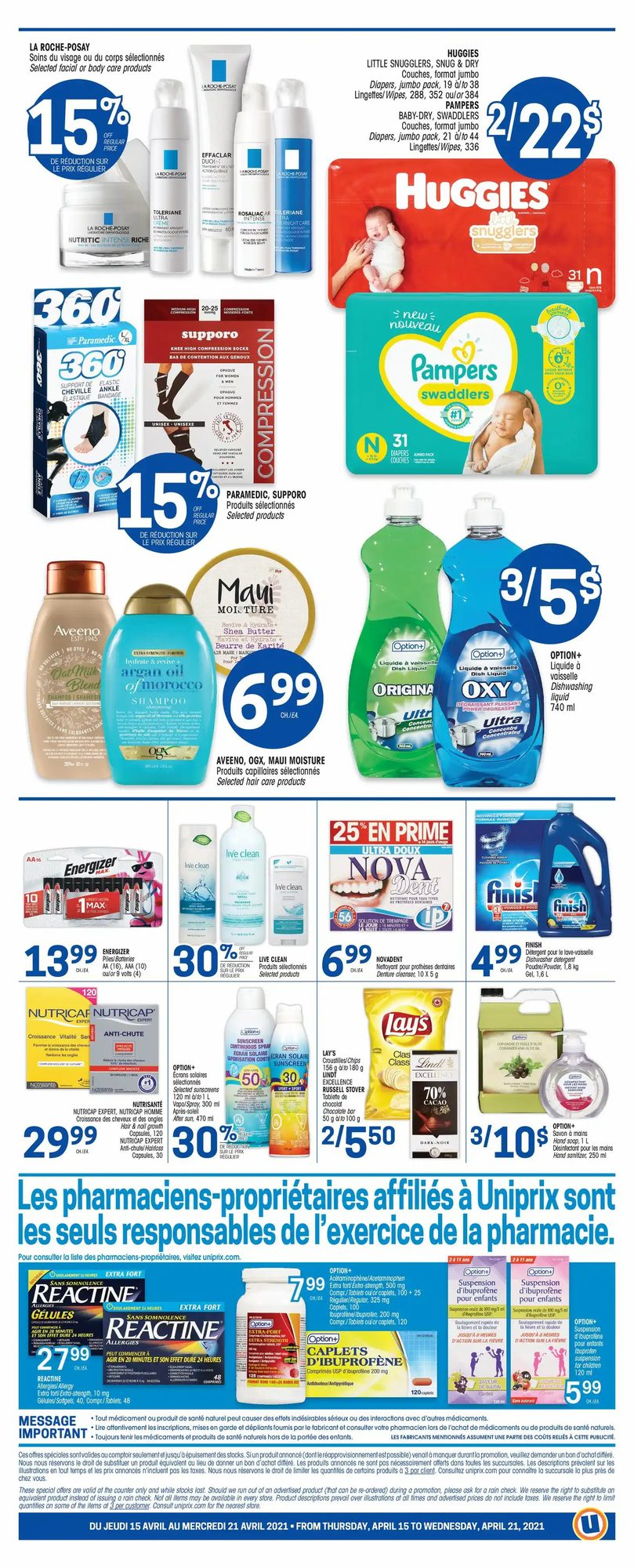 Uniprix - Weekly Flyer Specials - Page 8