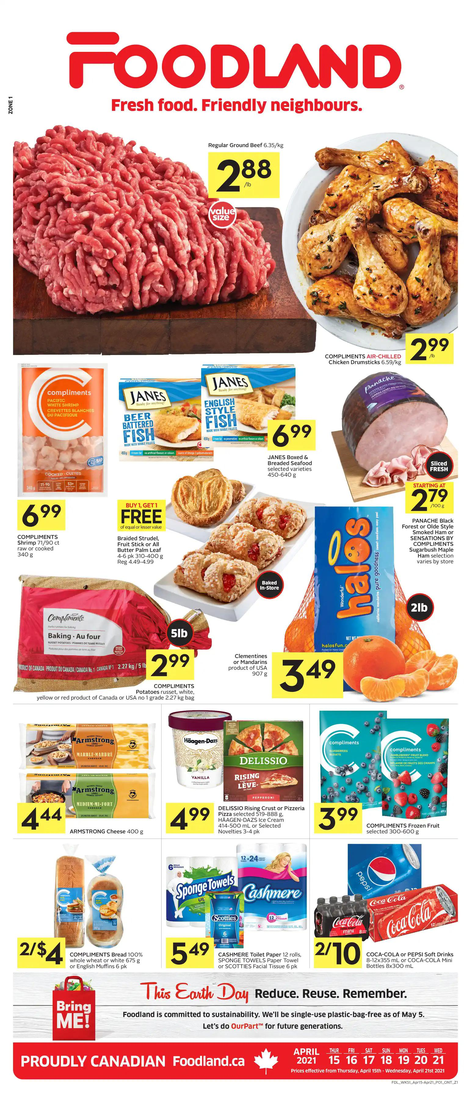 Foodland - Weekly Flyer Specials