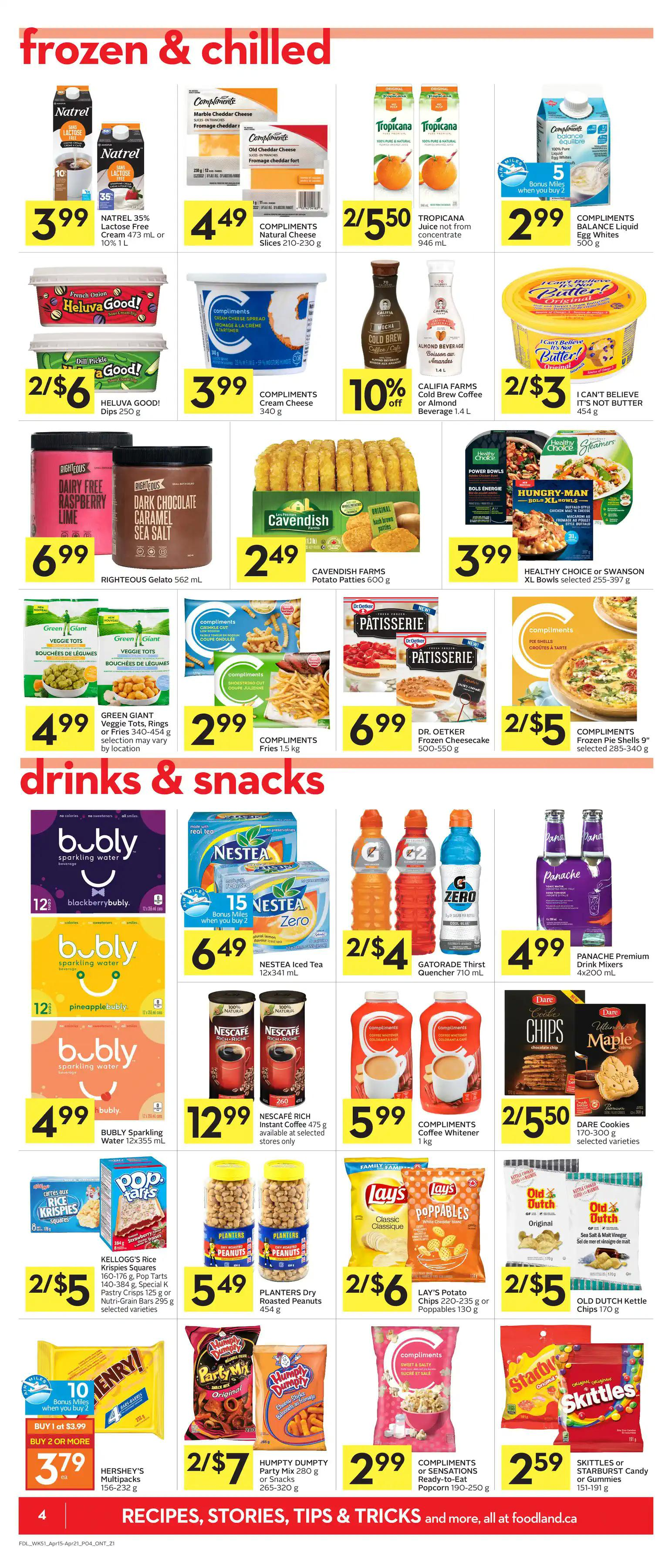Foodland - Weekly Flyer Specials - Page 4