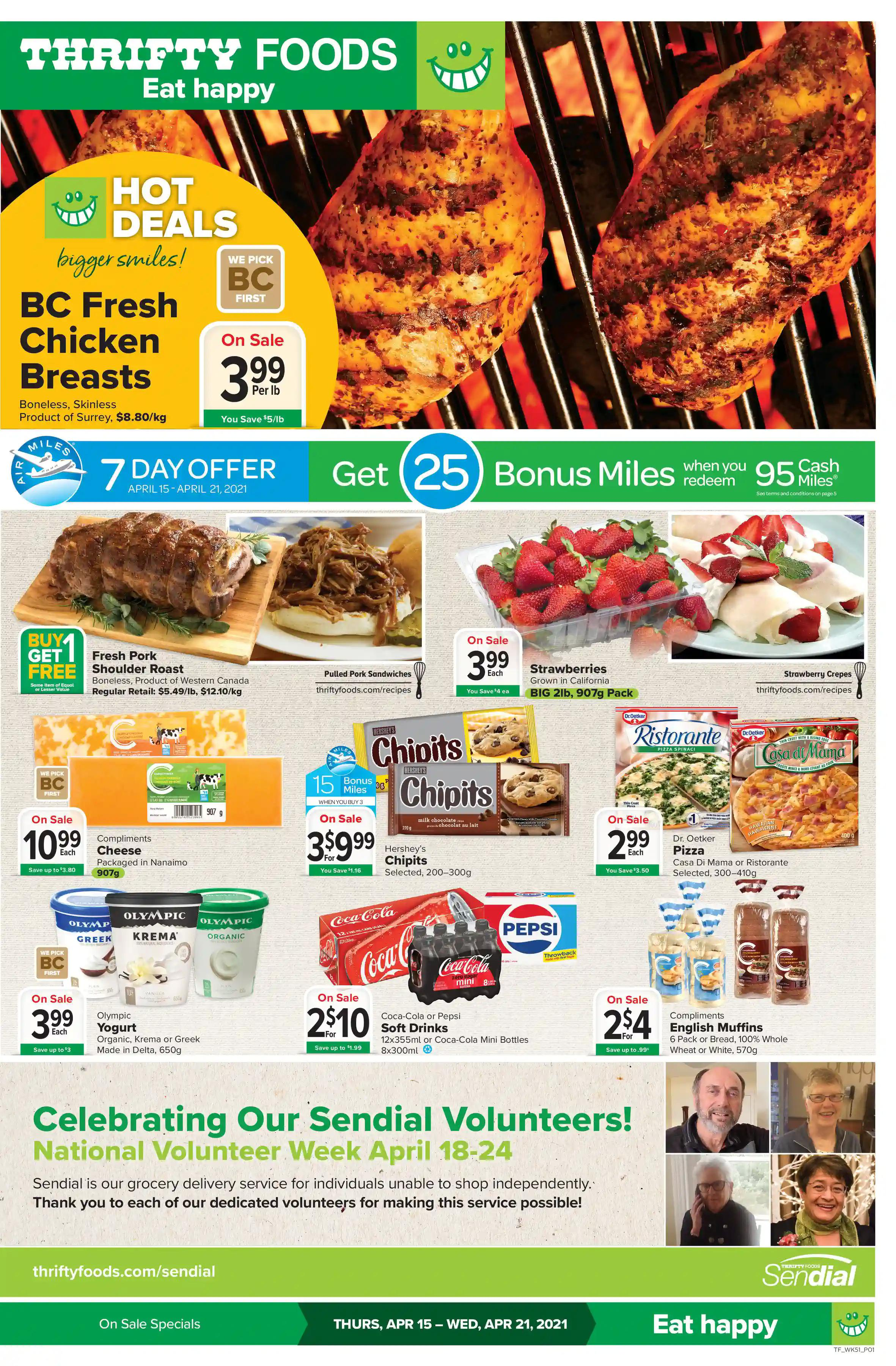 Thrifty Foods - Weekly Flyer Specials