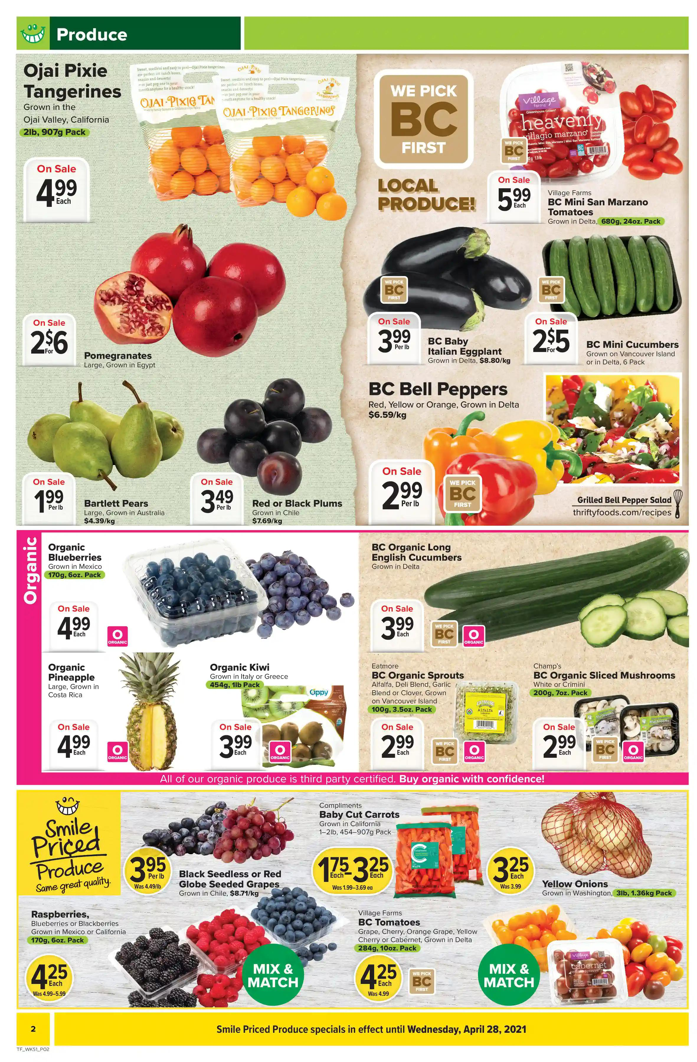 Thrifty Foods - Weekly Flyer Specials - Page 2