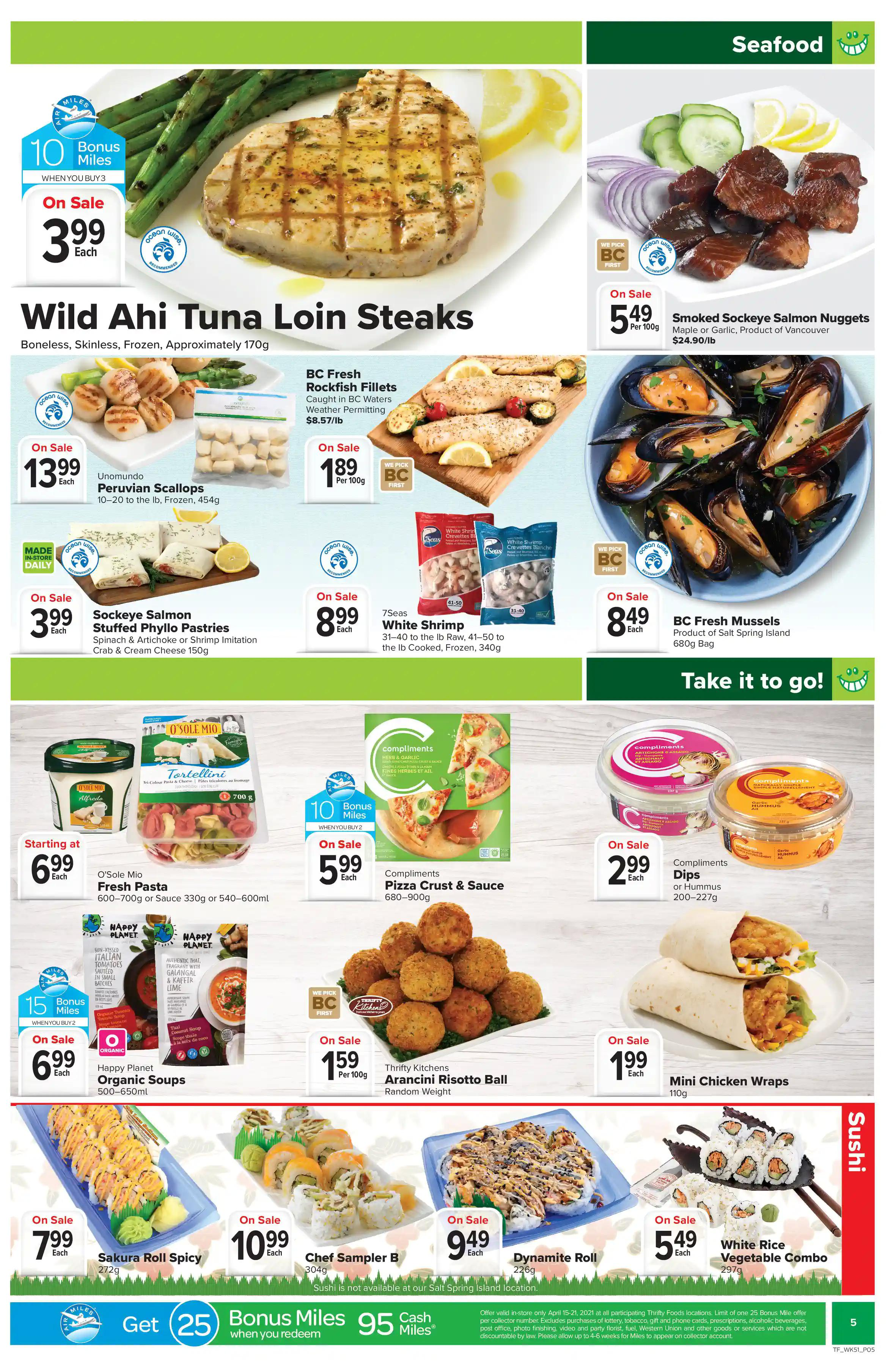 Thrifty Foods - Weekly Flyer Specials - Page 5