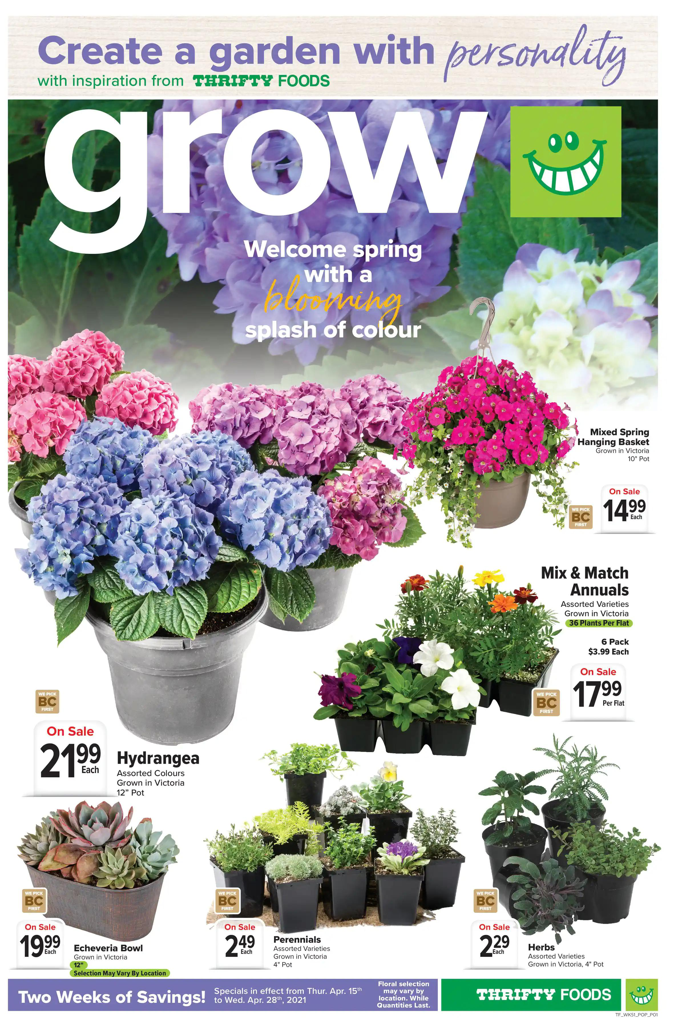 Thrifty Foods - Weekly Flyer Specials - Page 7