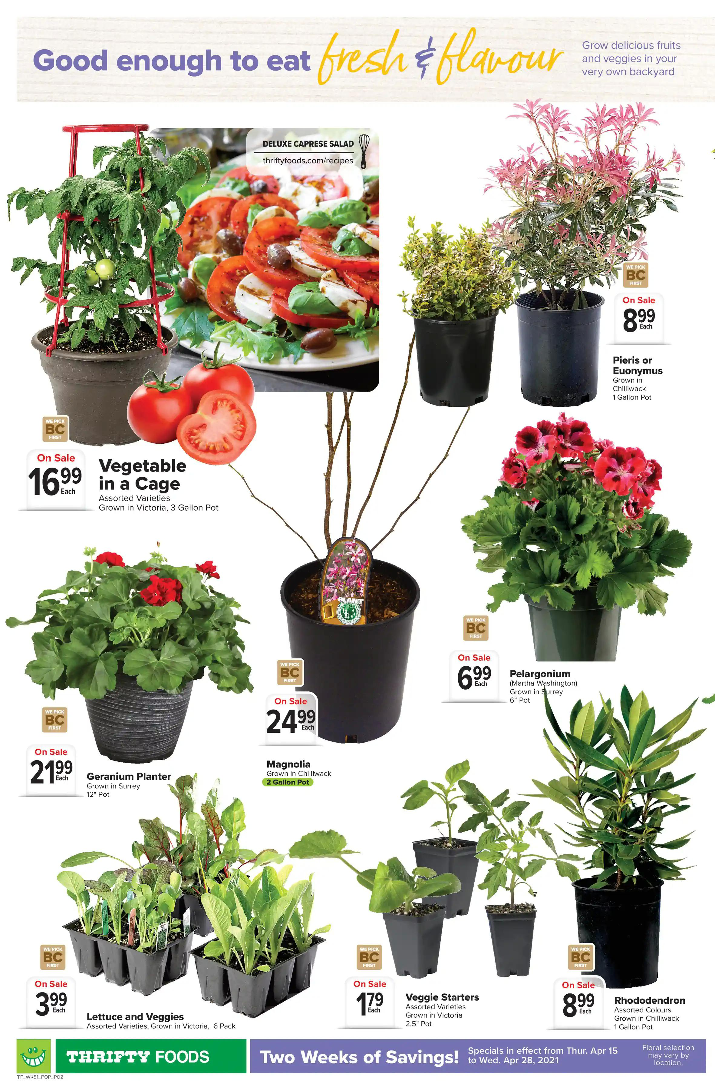 Thrifty Foods - Weekly Flyer Specials - Page 8