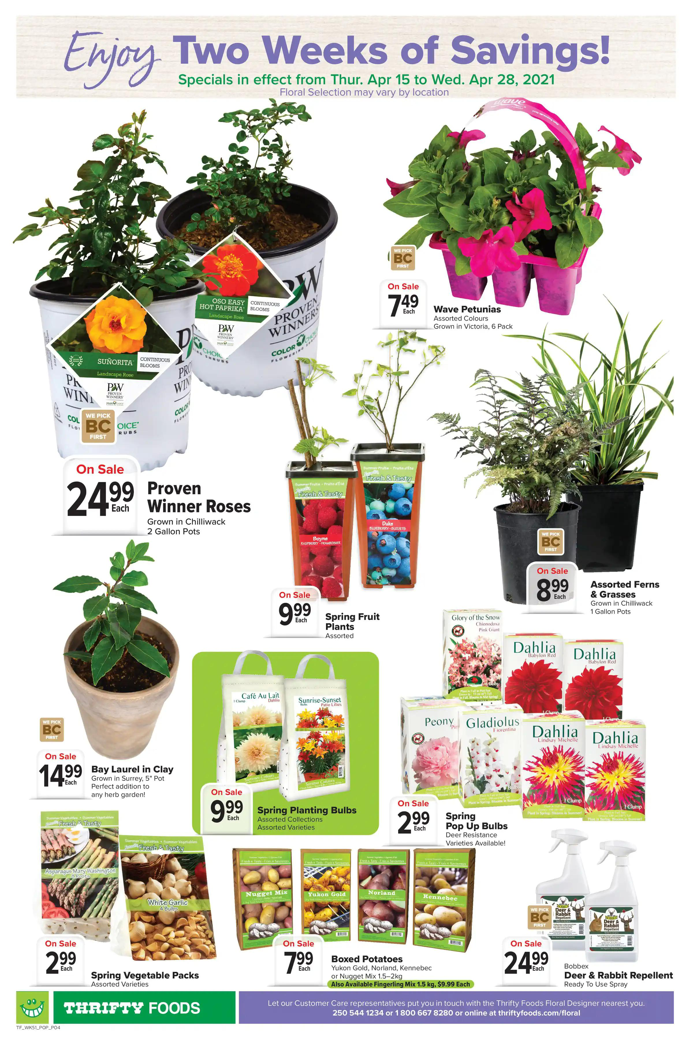 Thrifty Foods - Weekly Flyer Specials - Page 10