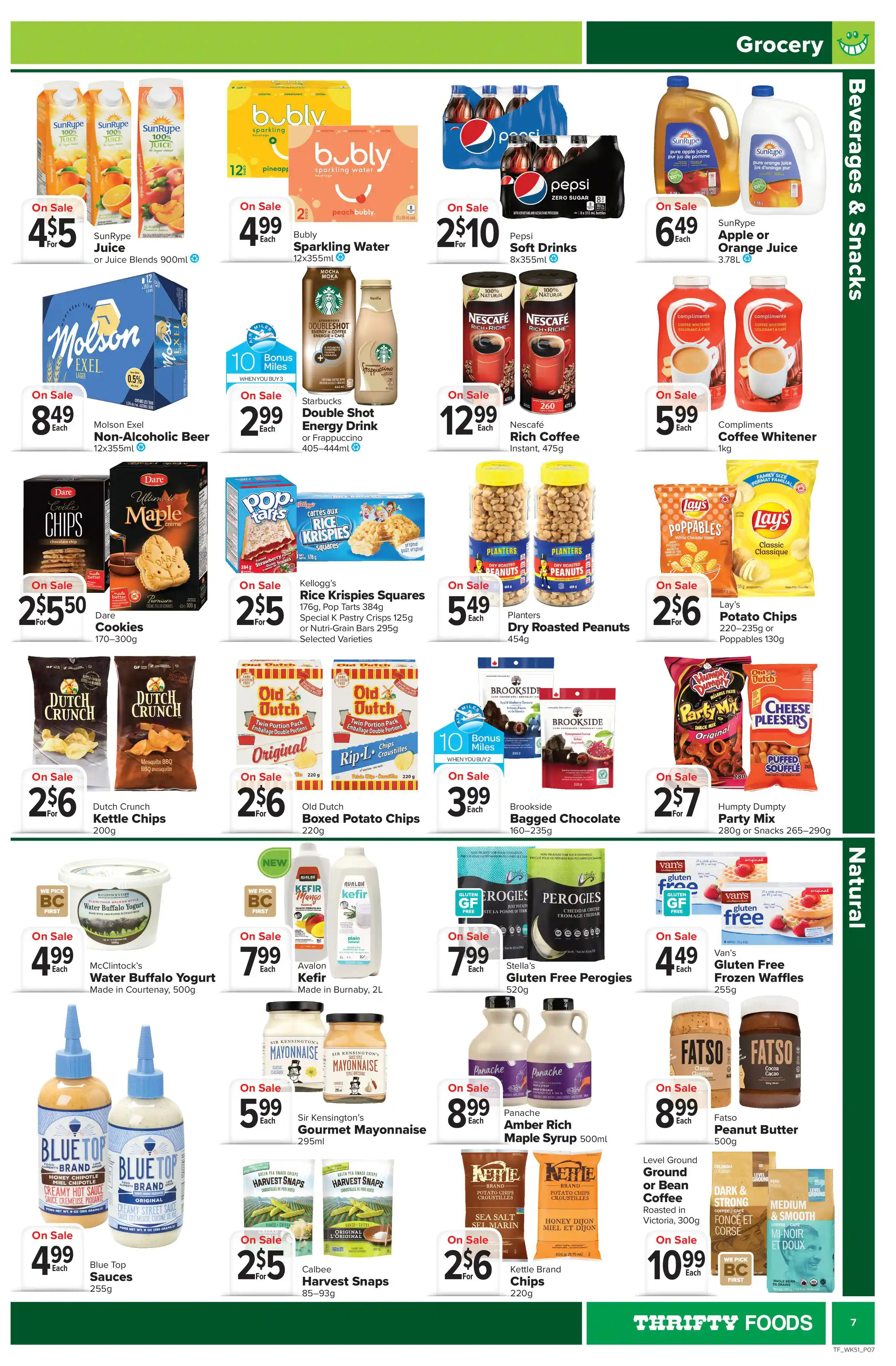 Thrifty Foods - Weekly Flyer Specials - Page 11