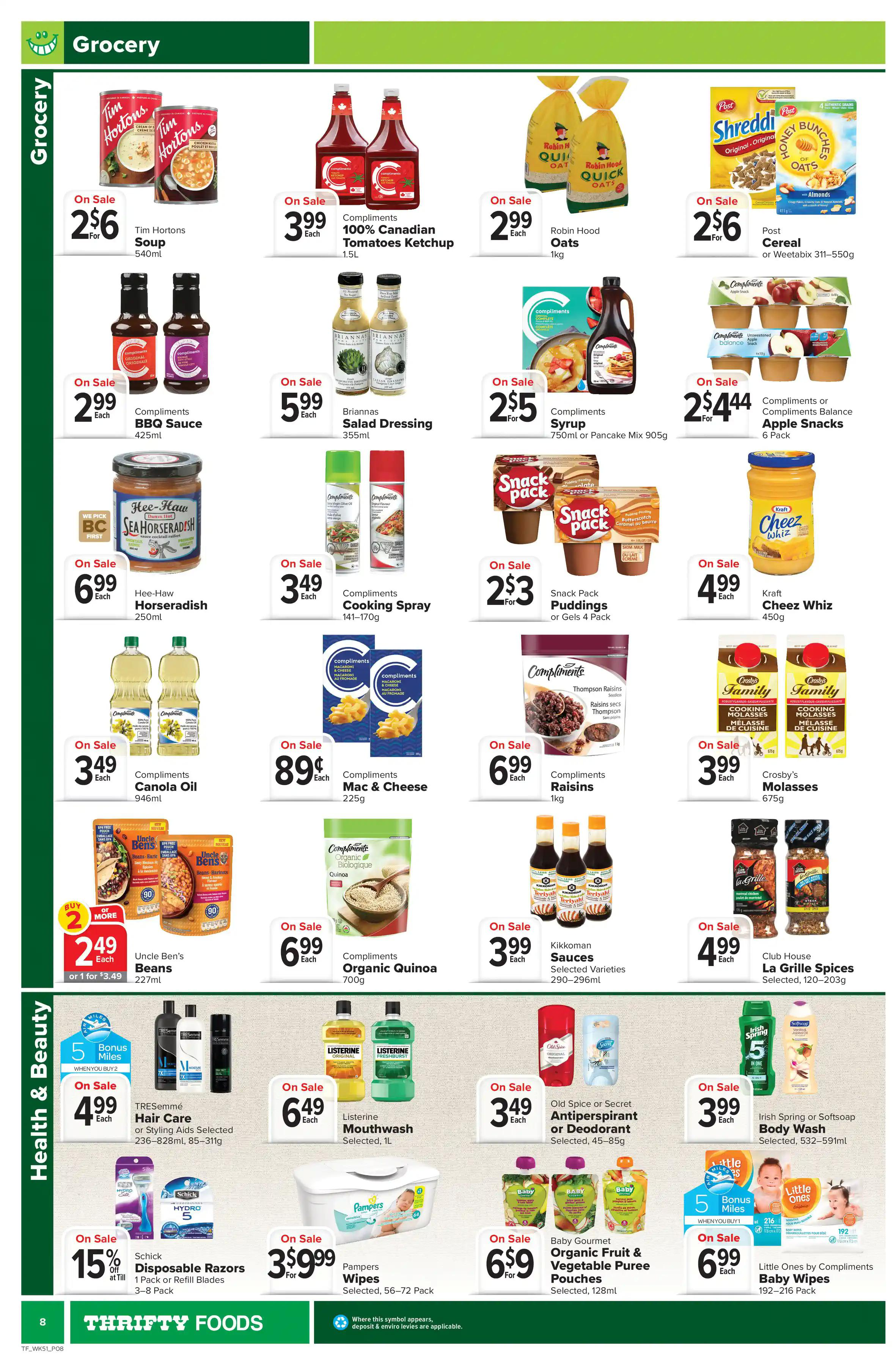 Thrifty Foods - Weekly Flyer Specials - Page 12