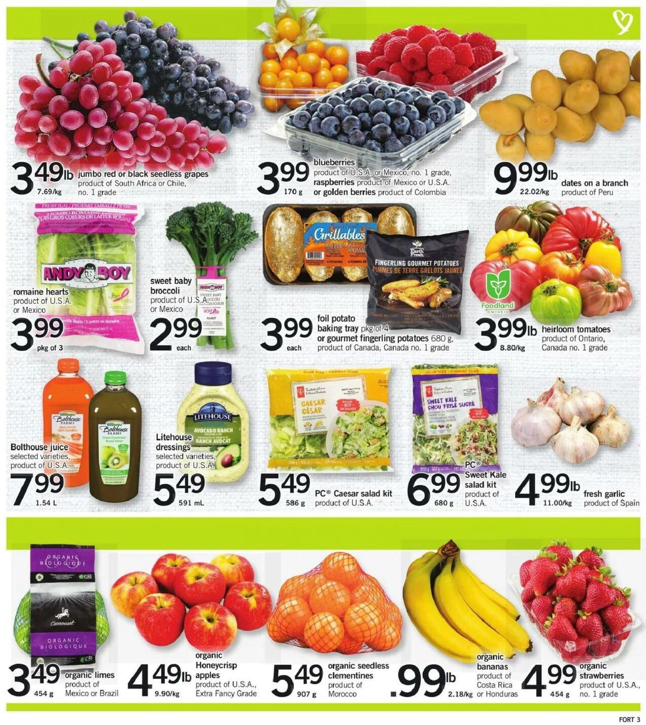 Fortinos - Weekly Flyer Specials - Page 4