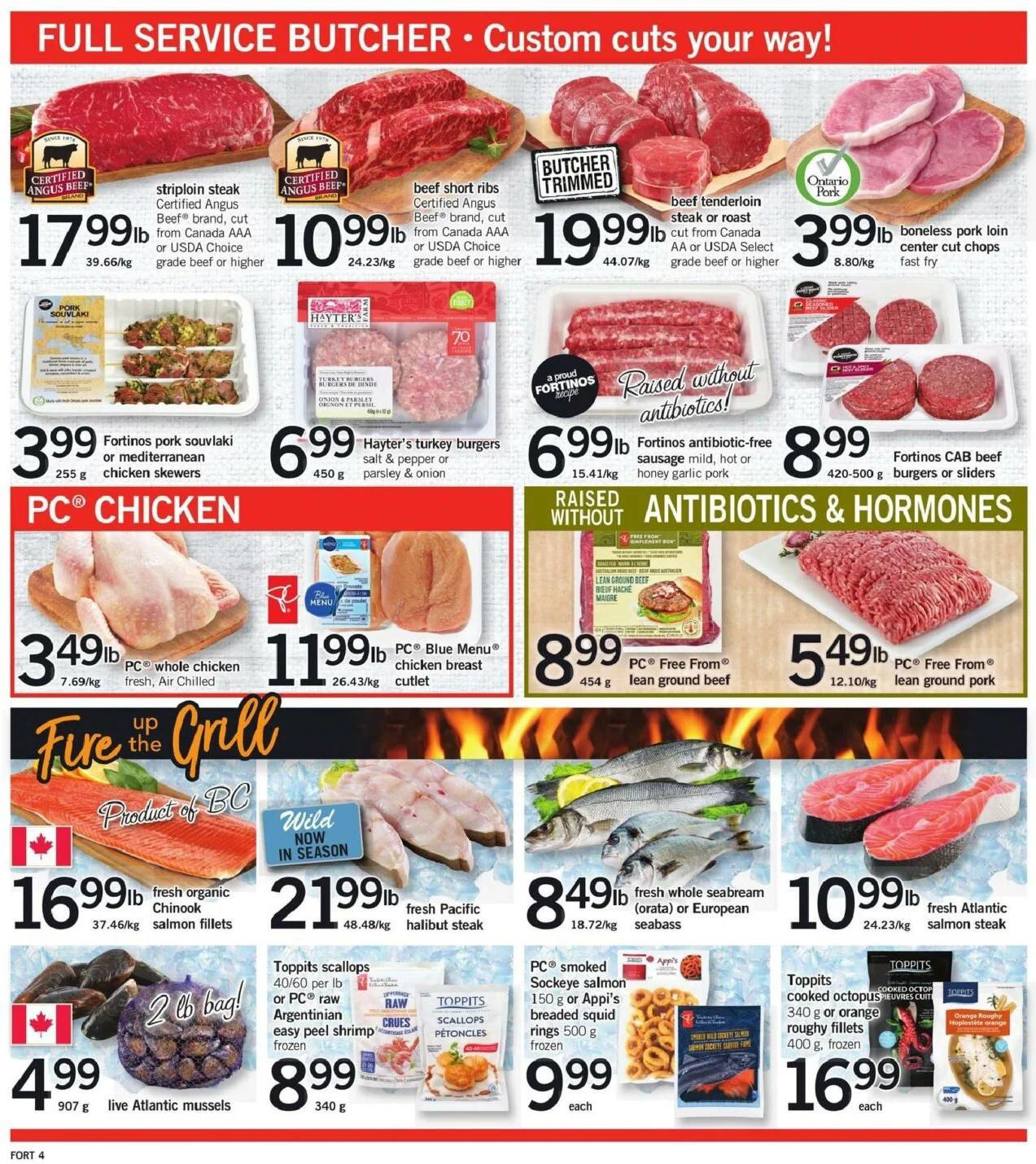 Fortinos - Weekly Flyer Specials - Page 5