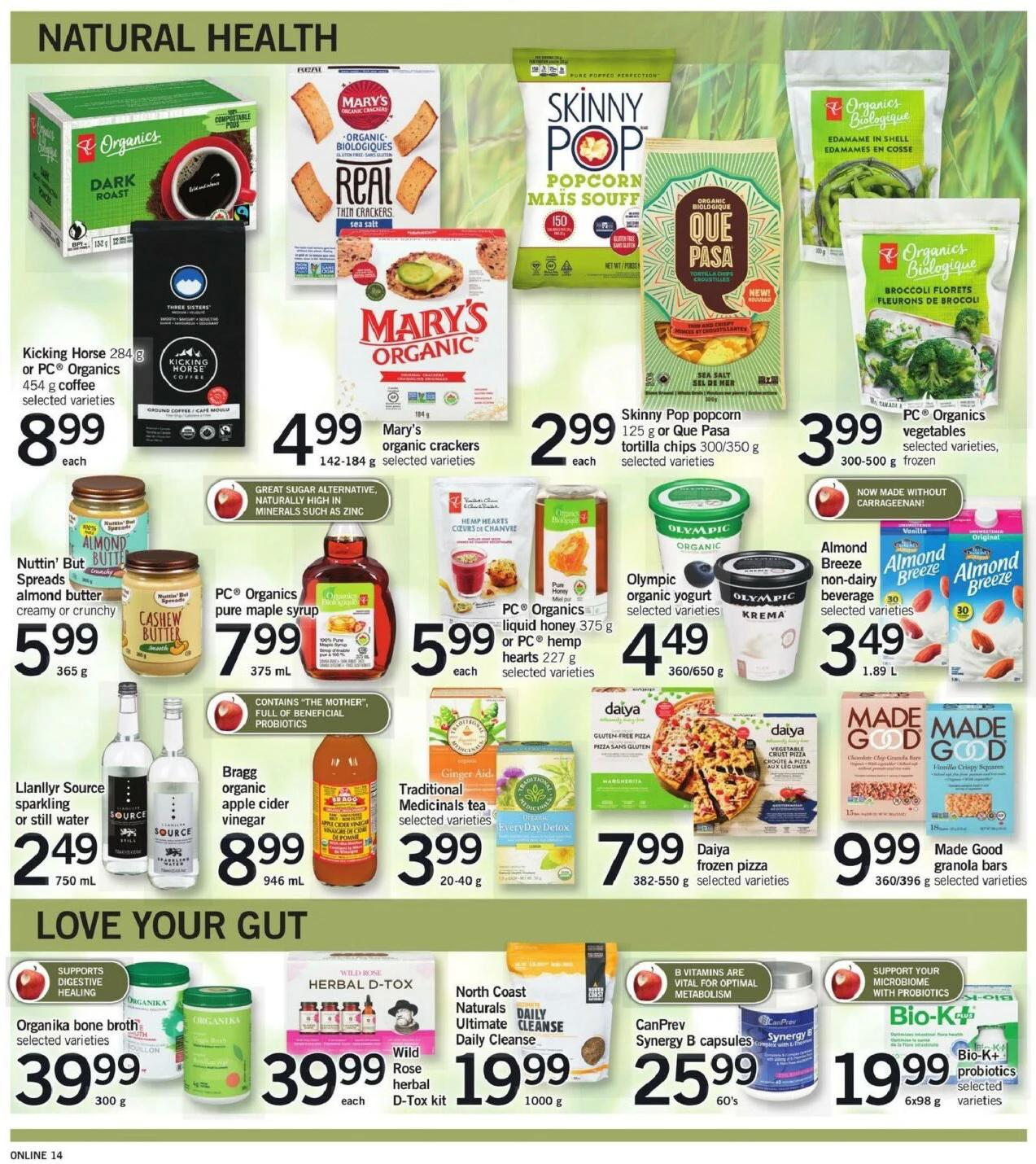 Fortinos - Weekly Flyer Specials - Page 14