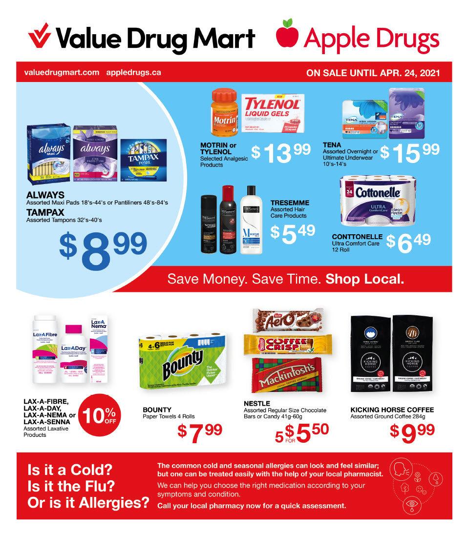 Apple Drugs - 2 Weeks of Savings