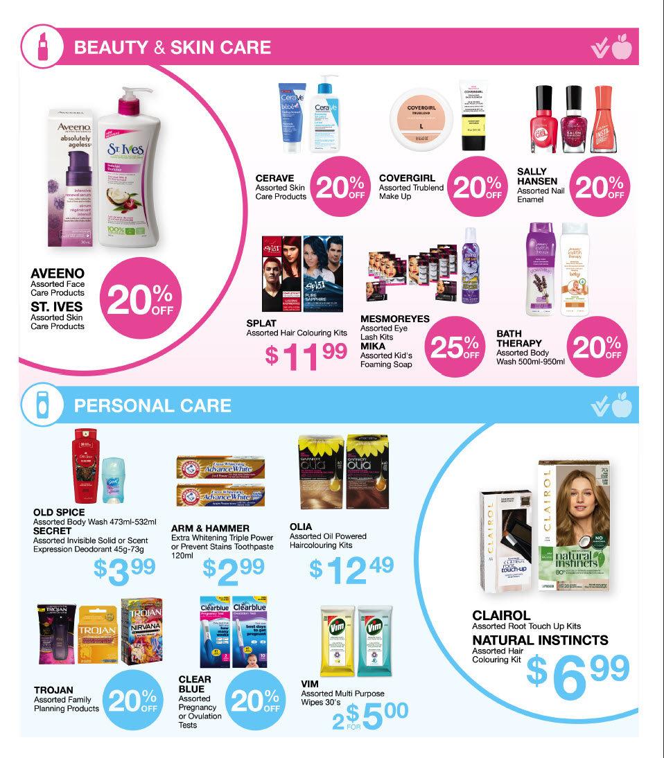 Value Drug Mart - 2 Weeks of Savings - Page 2