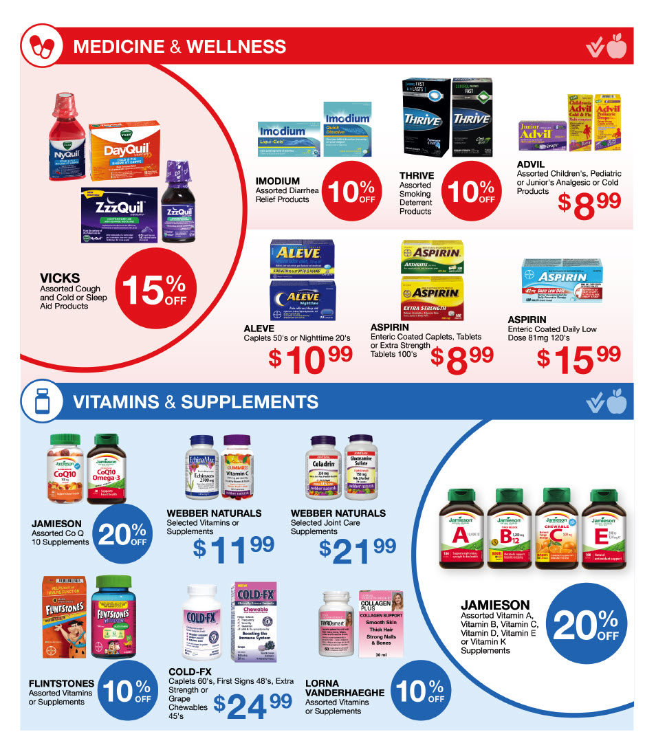 Value Drug Mart - 2 Weeks of Savings - Page 3