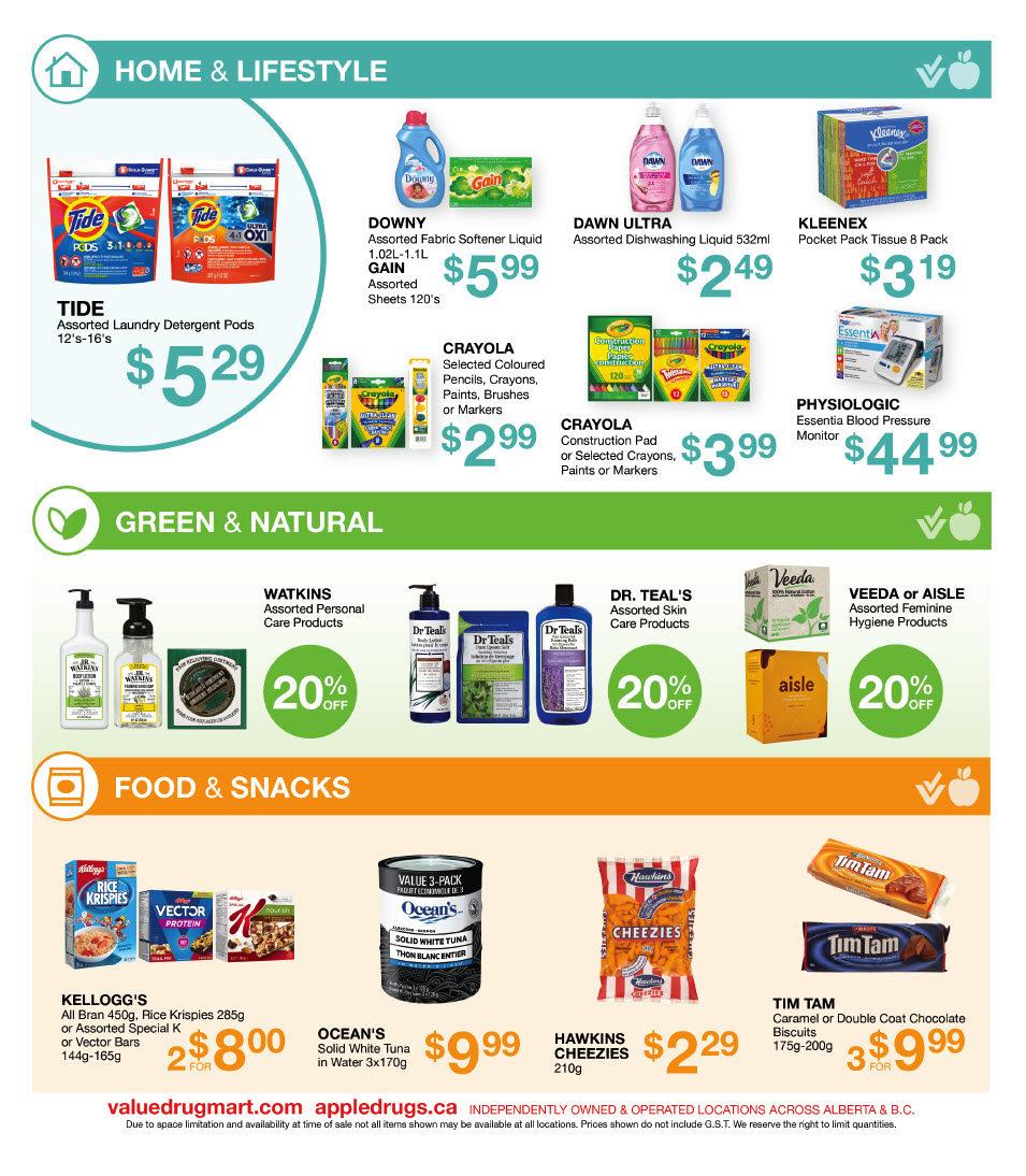 Value Drug Mart - 2 Weeks of Savings - Page 4