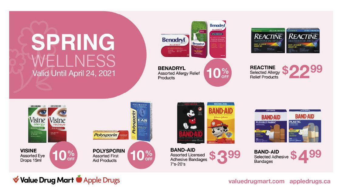 Value Drug Mart - 2 Weeks of Savings - Page 5