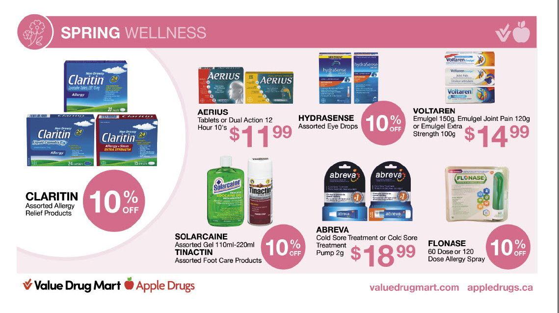 Value Drug Mart - 2 Weeks of Savings - Page 6