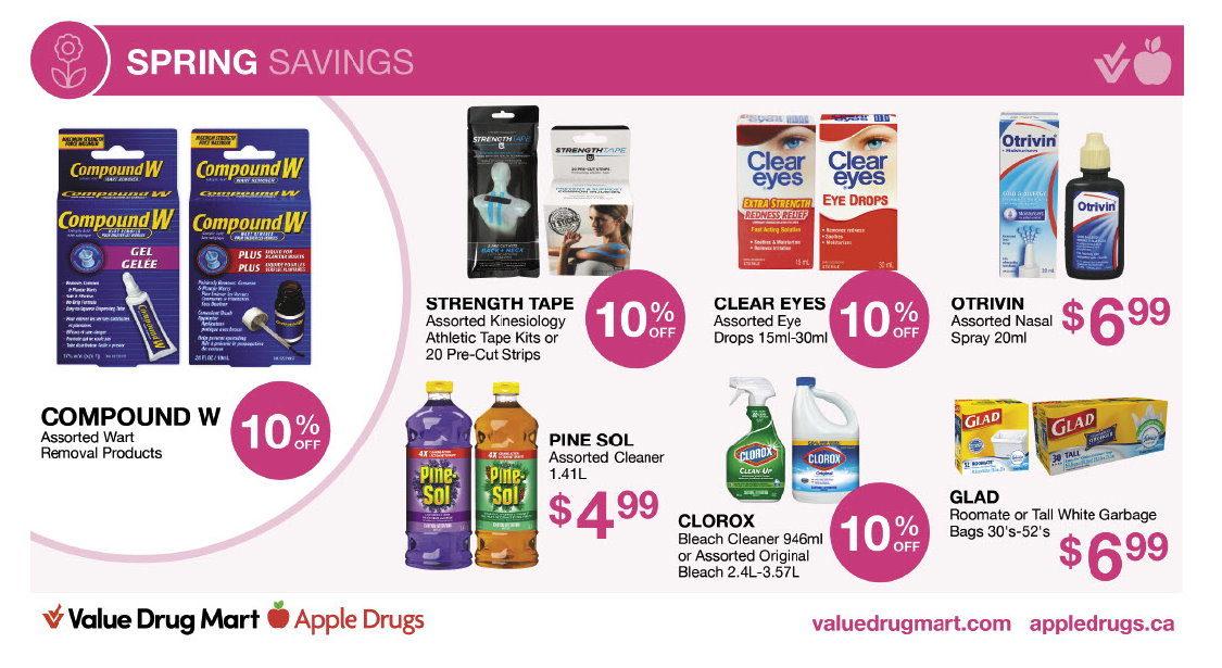 Value Drug Mart - 2 Weeks of Savings - Page 8