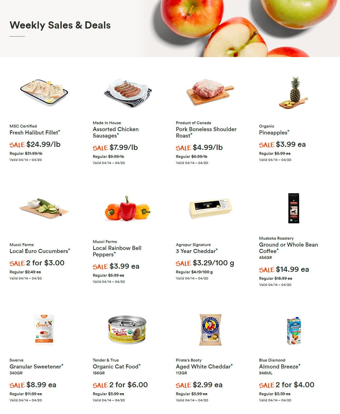 Whole Foods Market - Weekly Flyer Specials