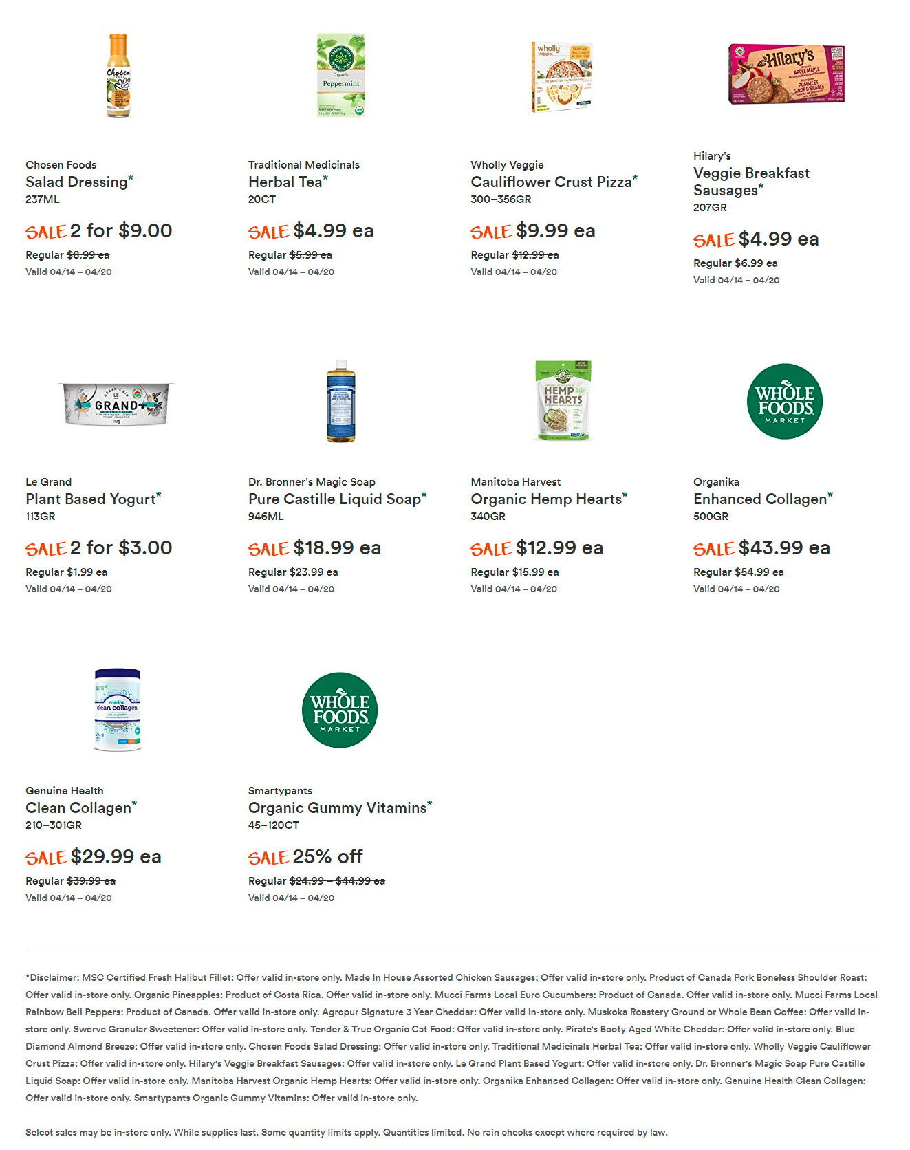 Whole Foods Market - Weekly Flyer Specials - Page 2