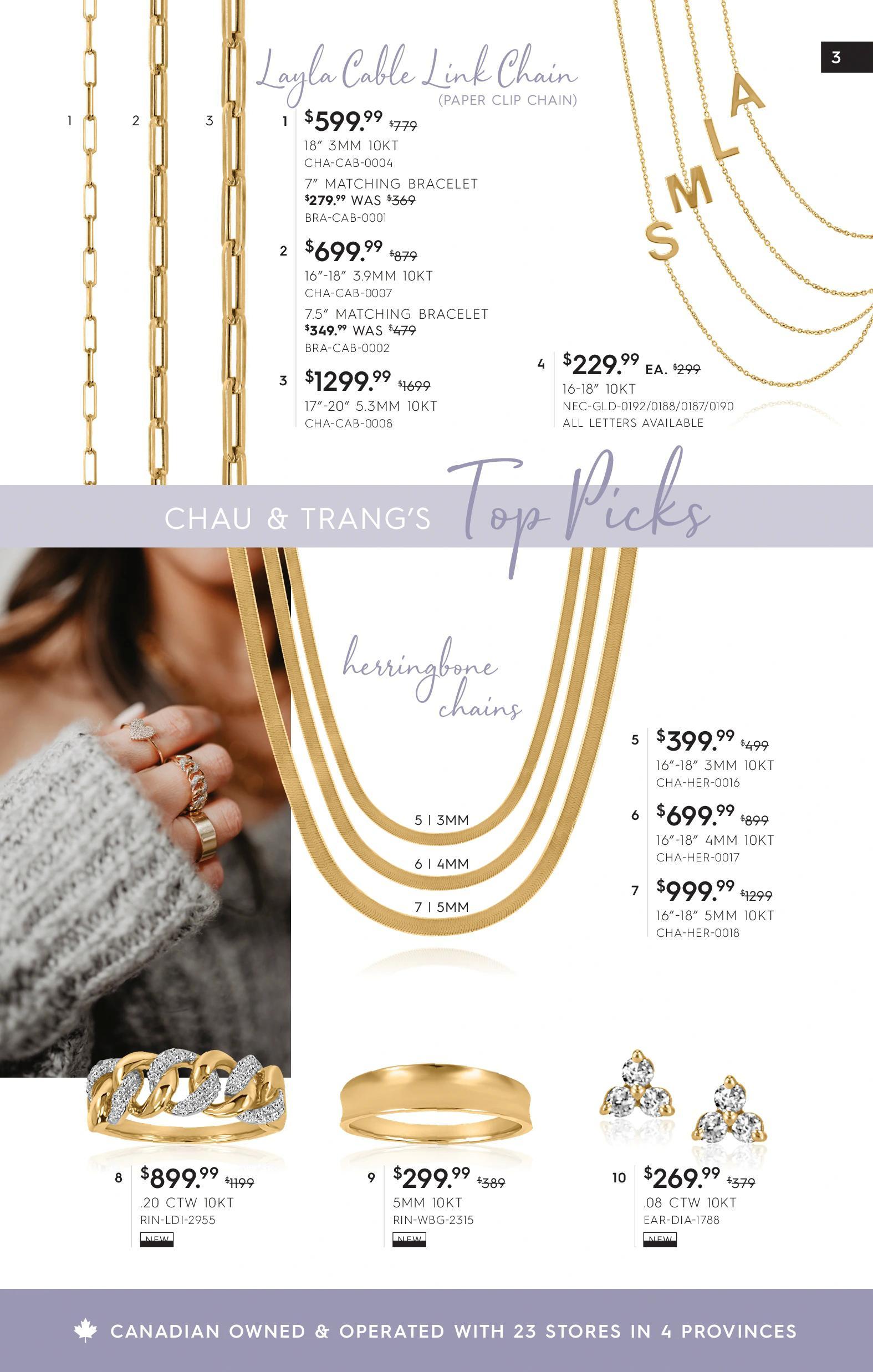 Paris Jewellers - Monthly Savings - Page 3