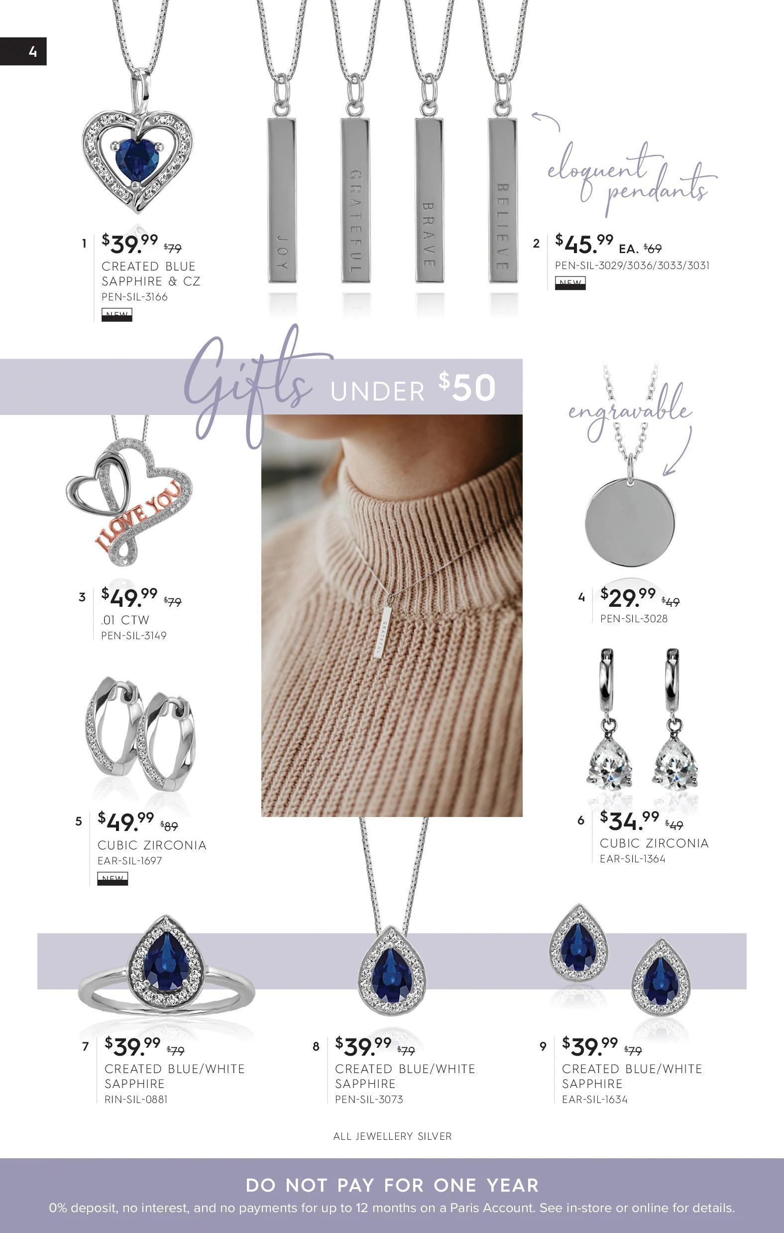 Paris Jewellers - Monthly Savings - Page 4