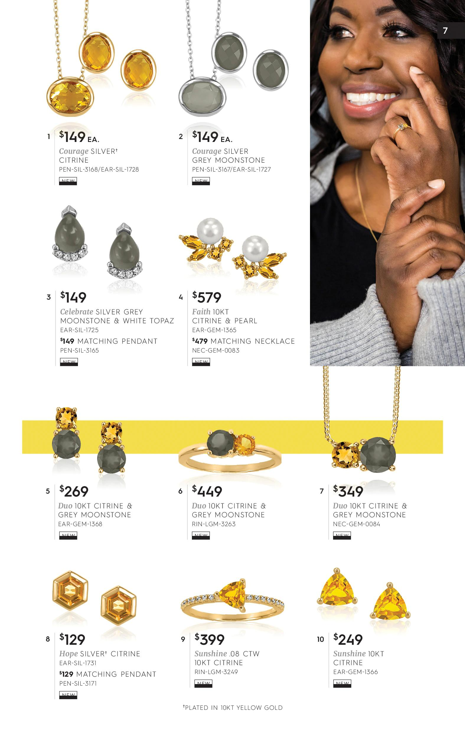 Paris Jewellers - Monthly Savings - Page 7