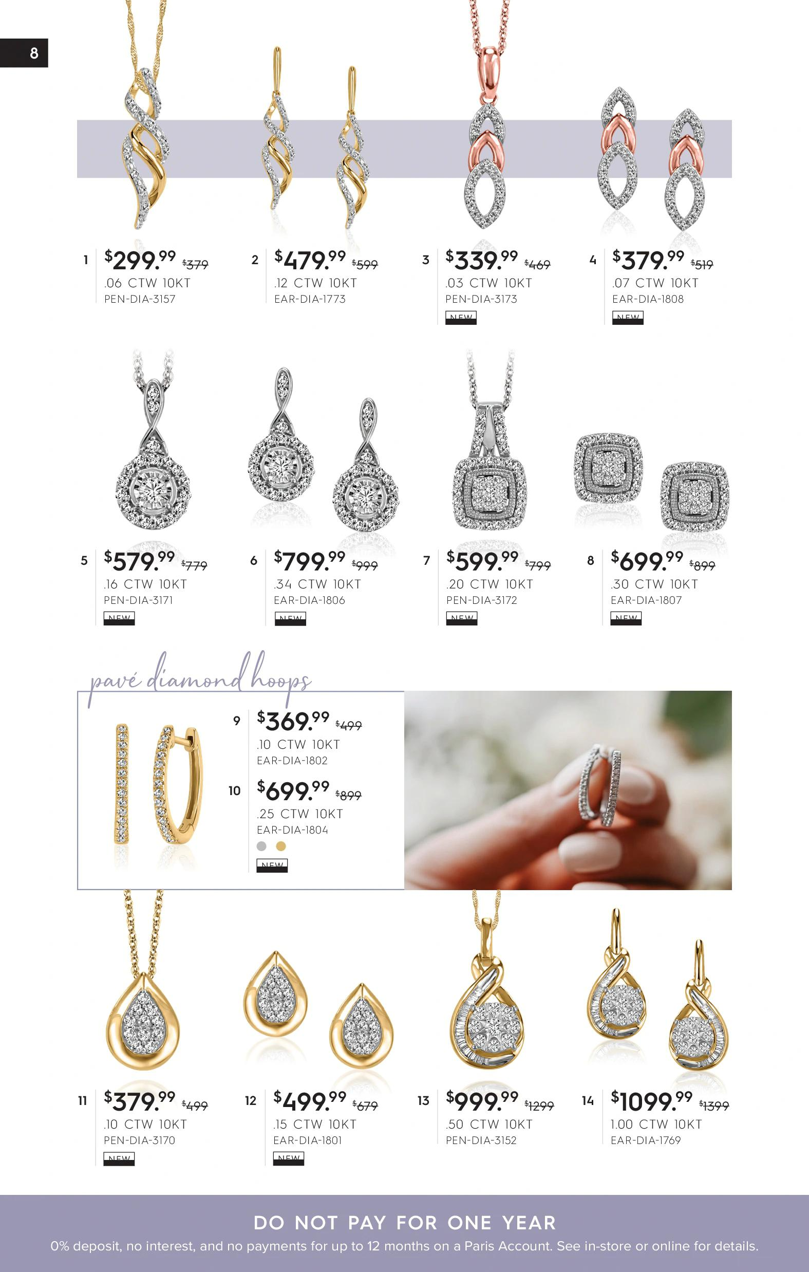 Paris Jewellers - Monthly Savings - Page 8