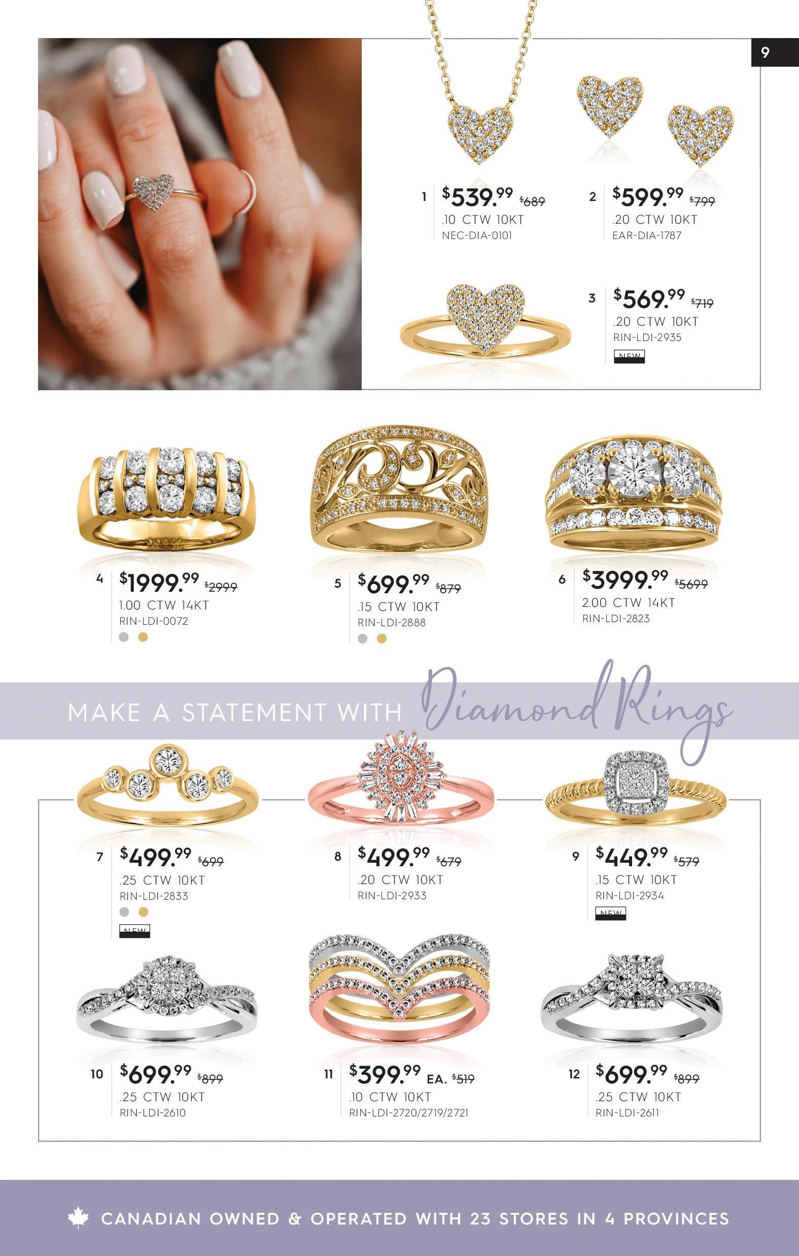 Paris Jewellers - Monthly Savings - Page 9