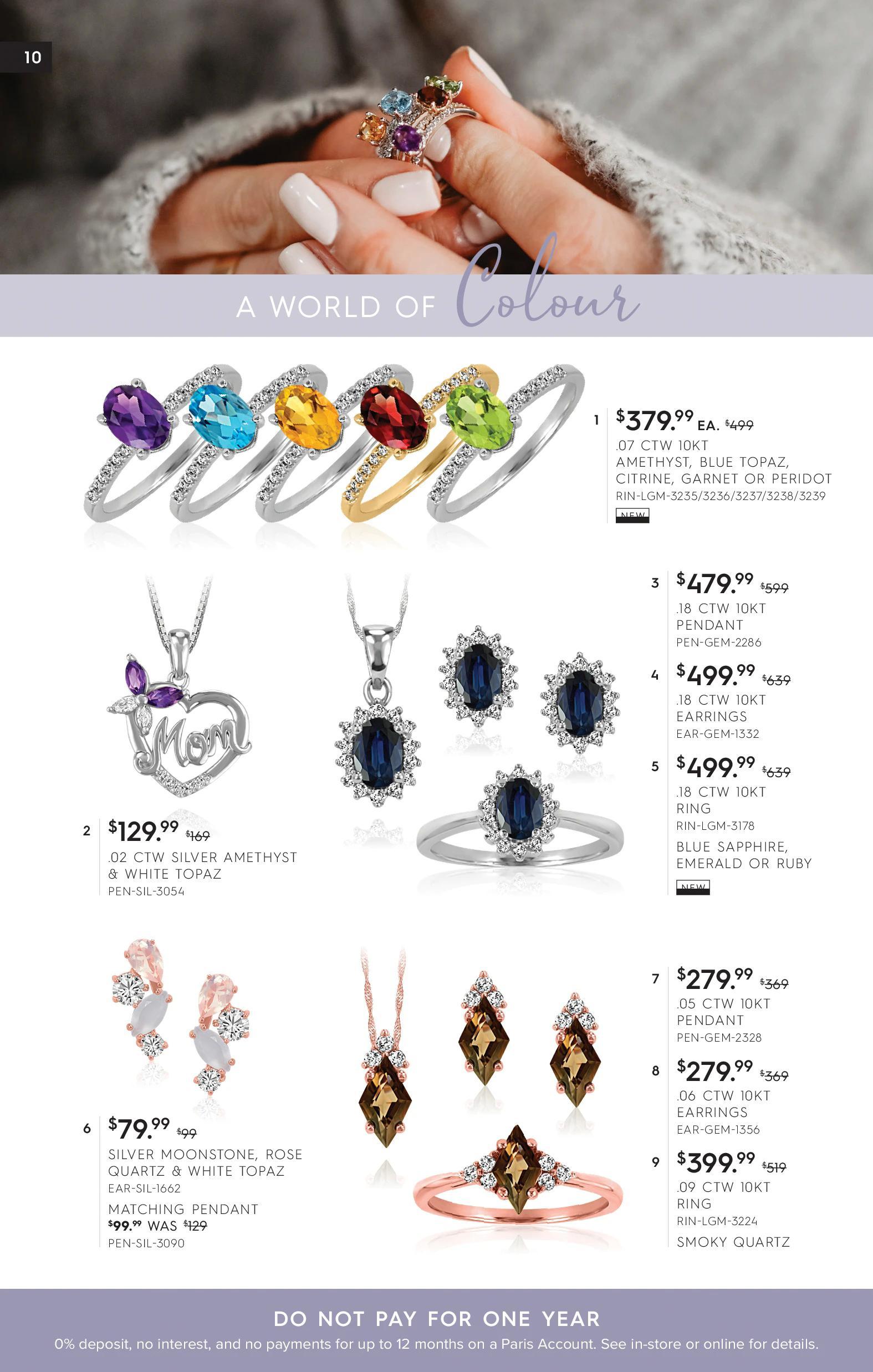 Paris Jewellers - Monthly Savings - Page 10